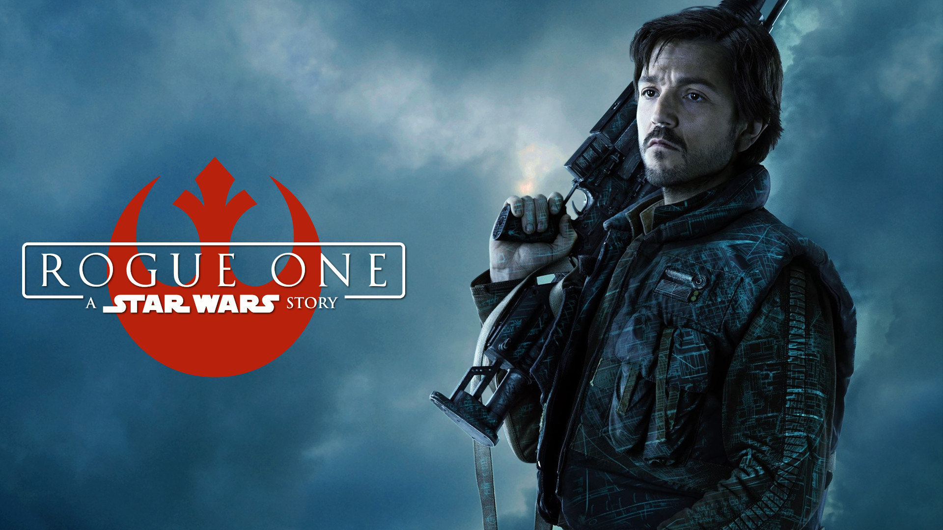 1920x1080 Rogue One Wallpaper (Cassian Andor 2) by Spirit--Of-Adventure