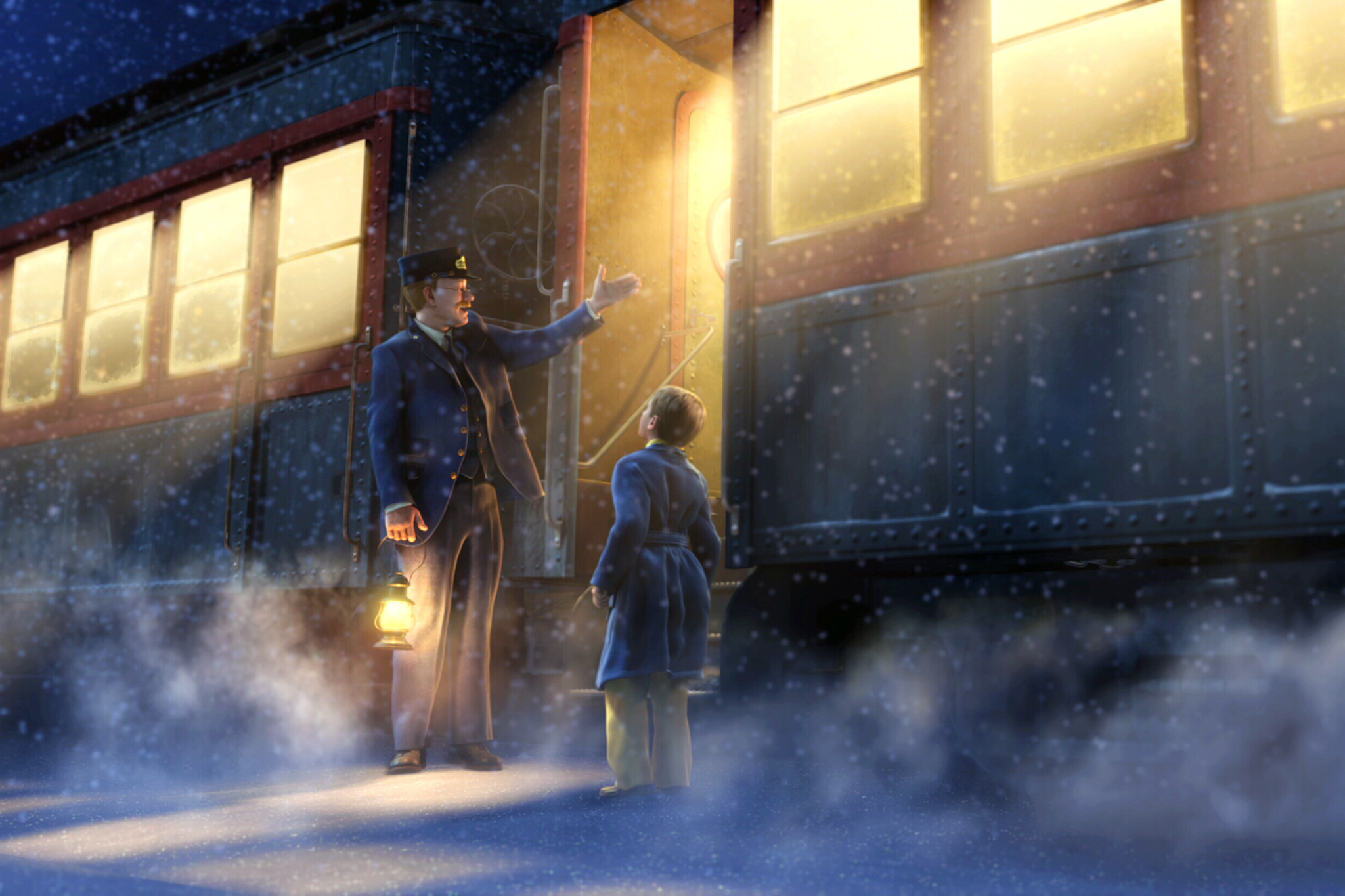 2048x1365 The Polar Express (2004)