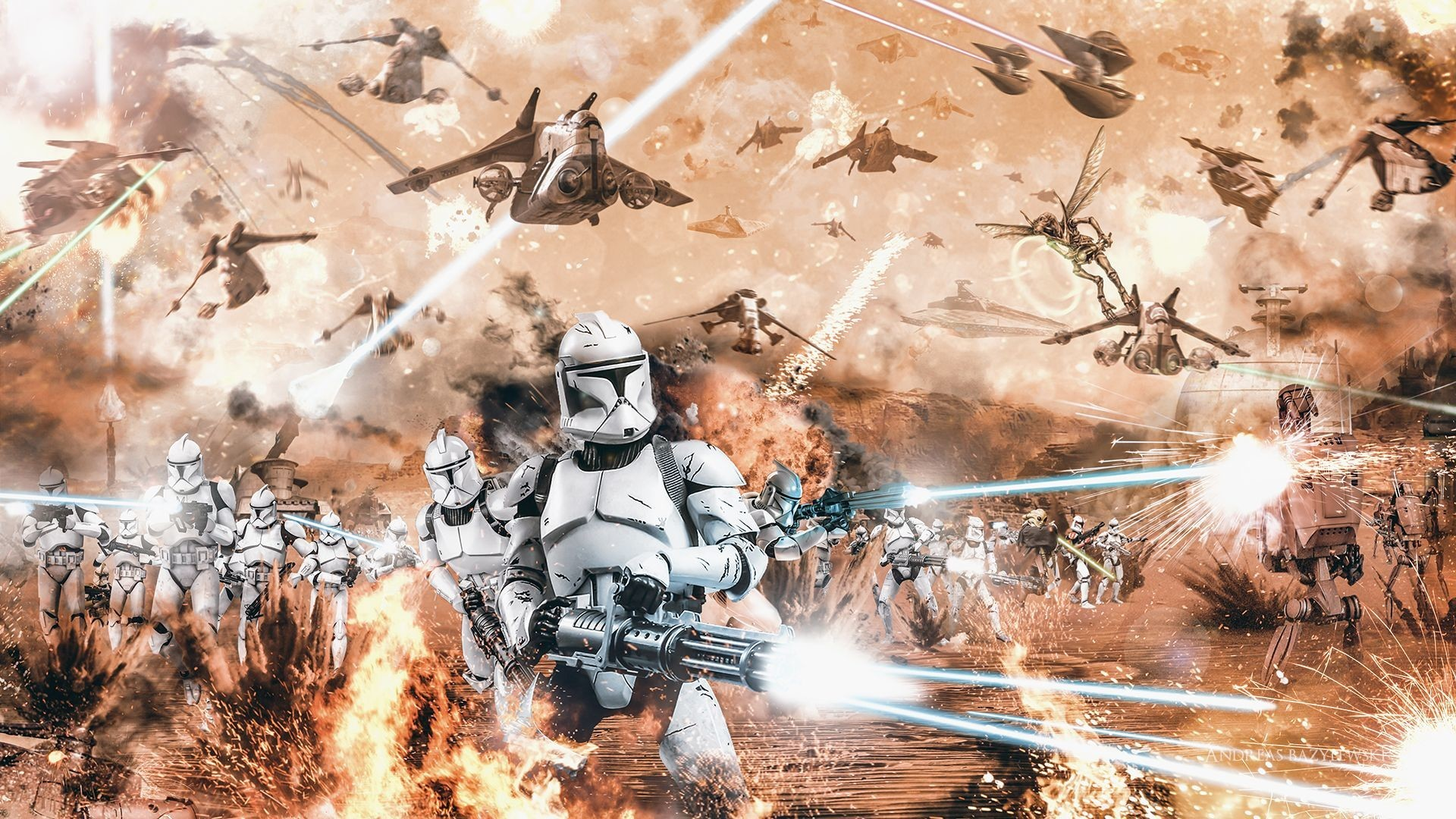 Star Wars Clone Trooper Wallpaper 67 Images