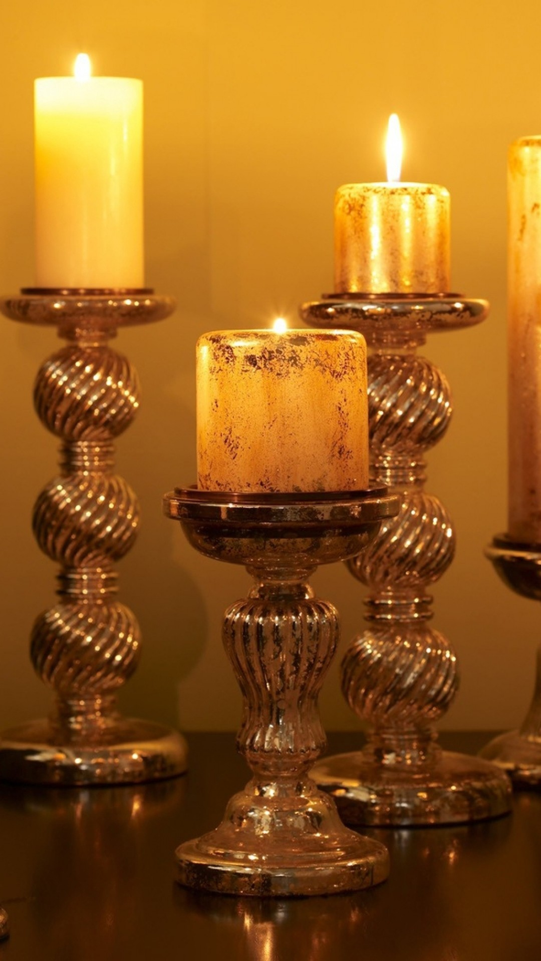1920x1200 Beautiful Candle Light Best Desires And Greetings