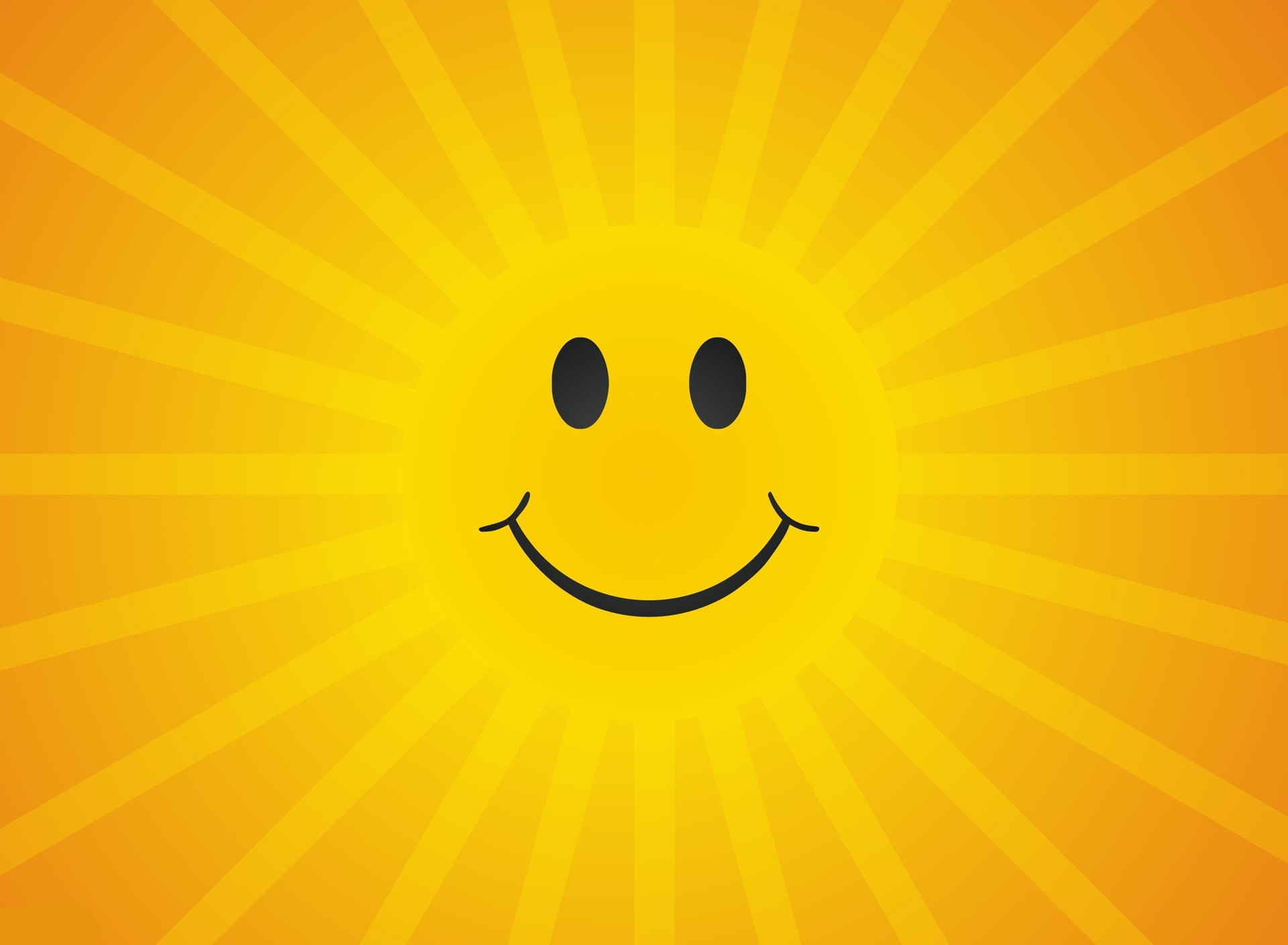 1920x1408  Smiley Face Sunshine Wallpaper Screensaver
