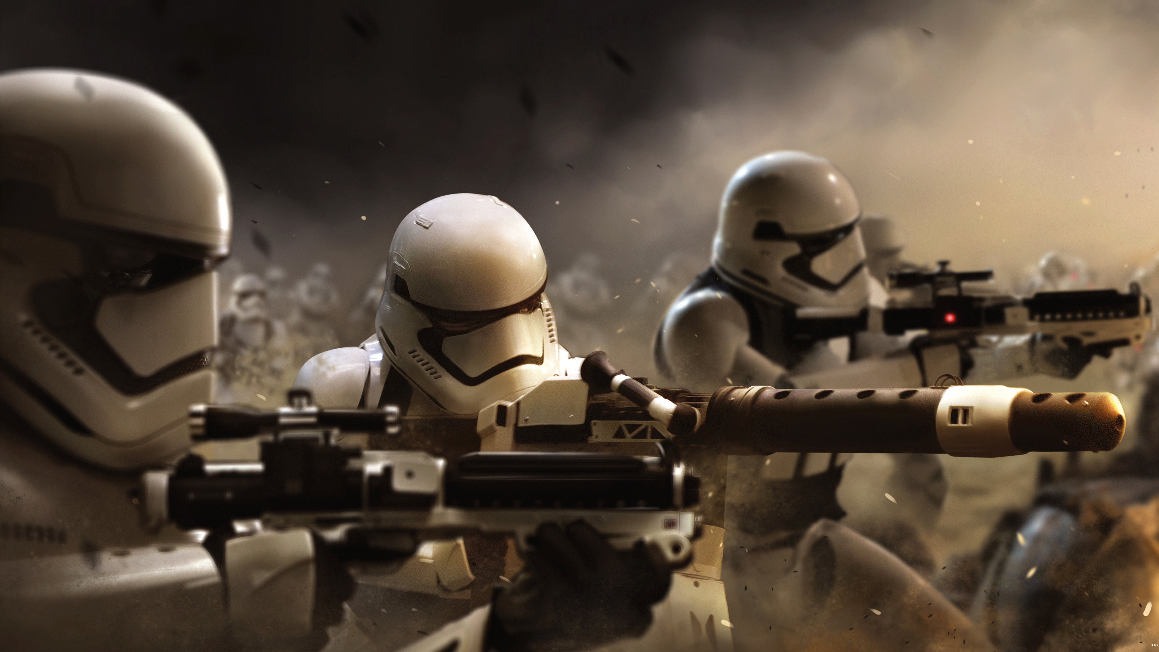 3840x2160 Stormtroopers Wallpapers | HD Wallpapers