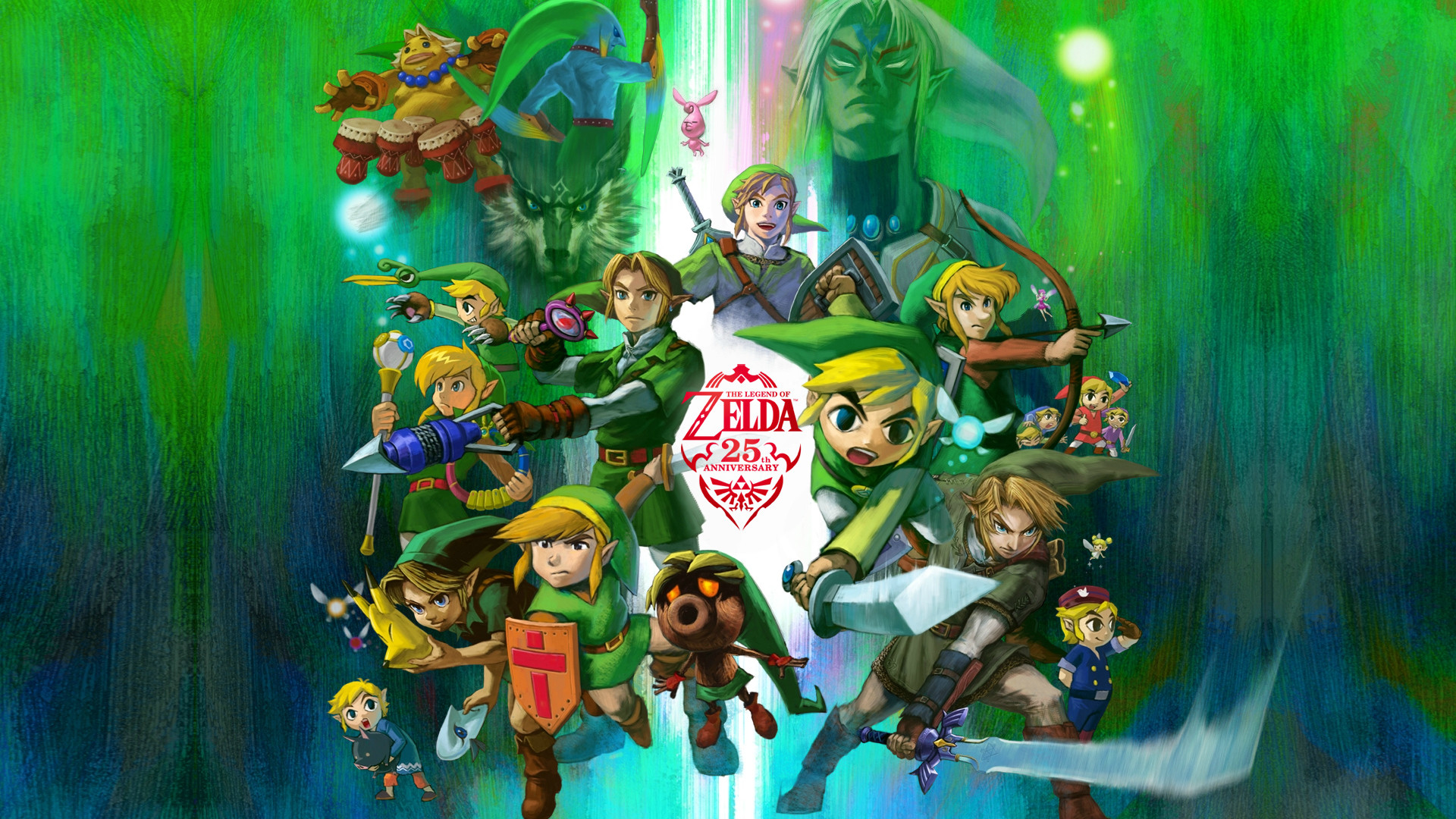 1920x1080 Legend Of Zelda Pictures