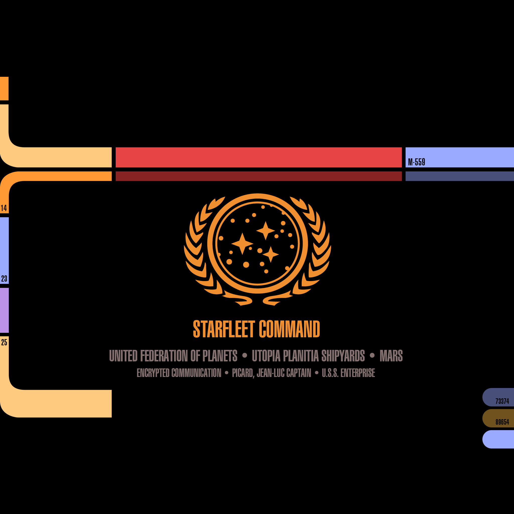 Star Trek Padd Ipad Wallpaper 59 Images