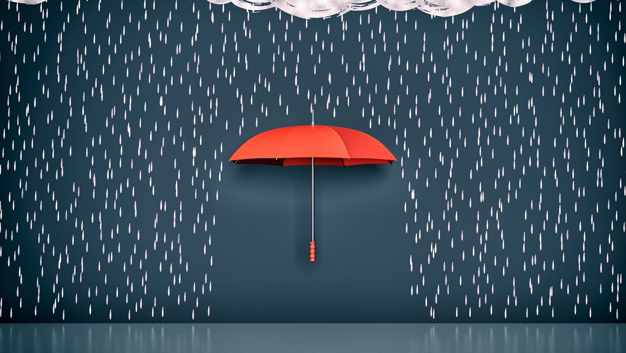 April showers wallpaper for desktops 63 images for Architecture upbrella