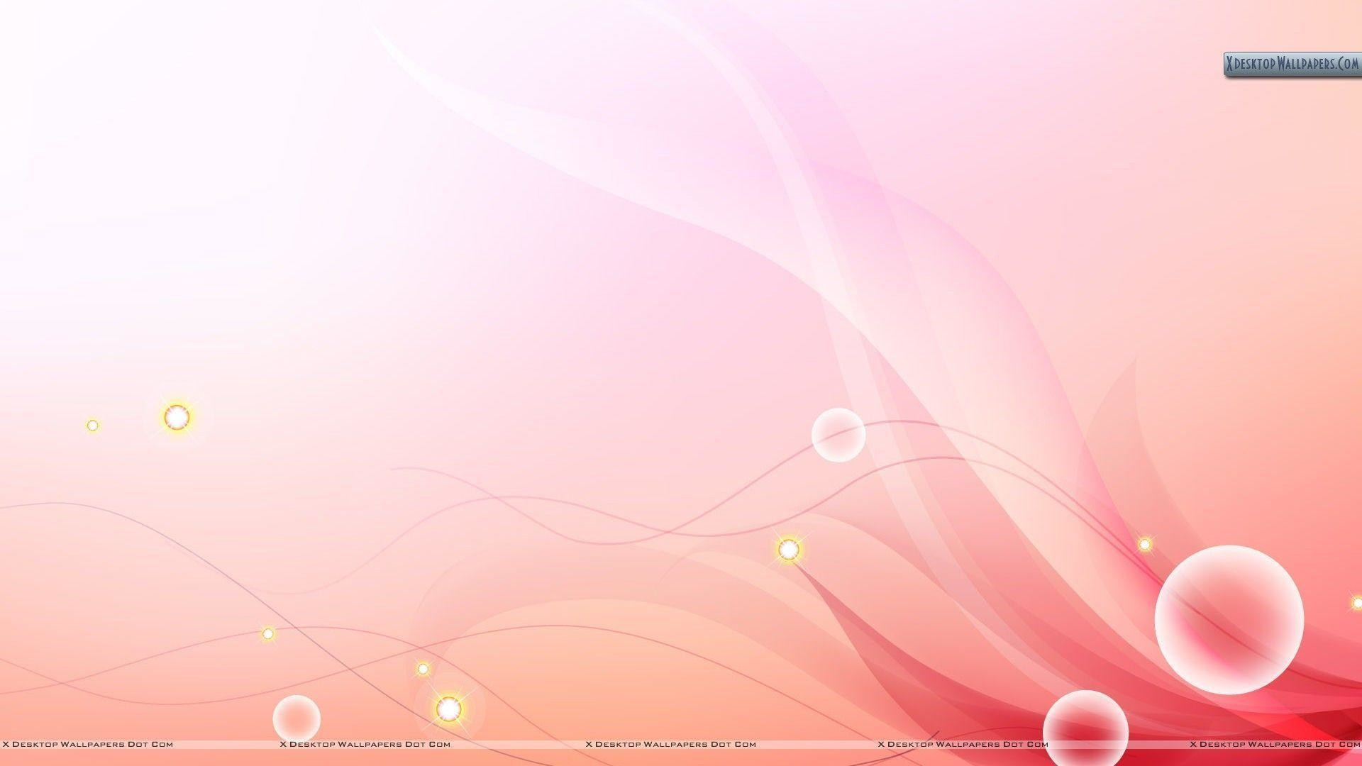 1920x1080 Abstract Flowers Fantastic Light Pink HD Wallpapers: Light Pink .