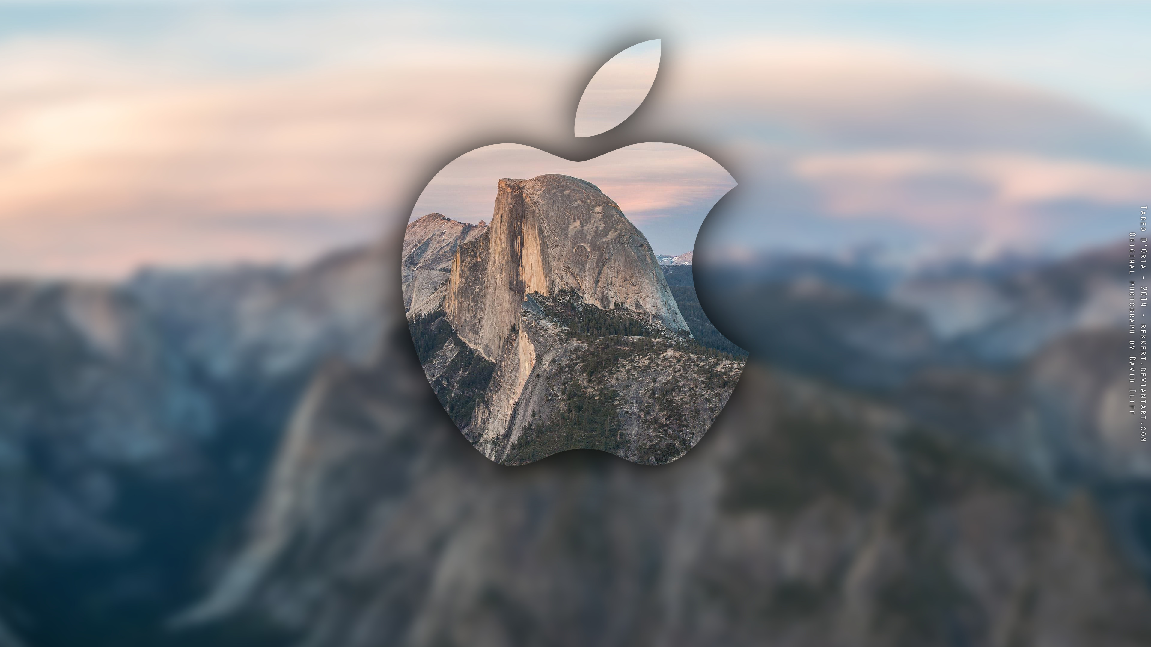 3840x2160 OS X Yosemite Wallpaper by Rekkert on DeviantArt