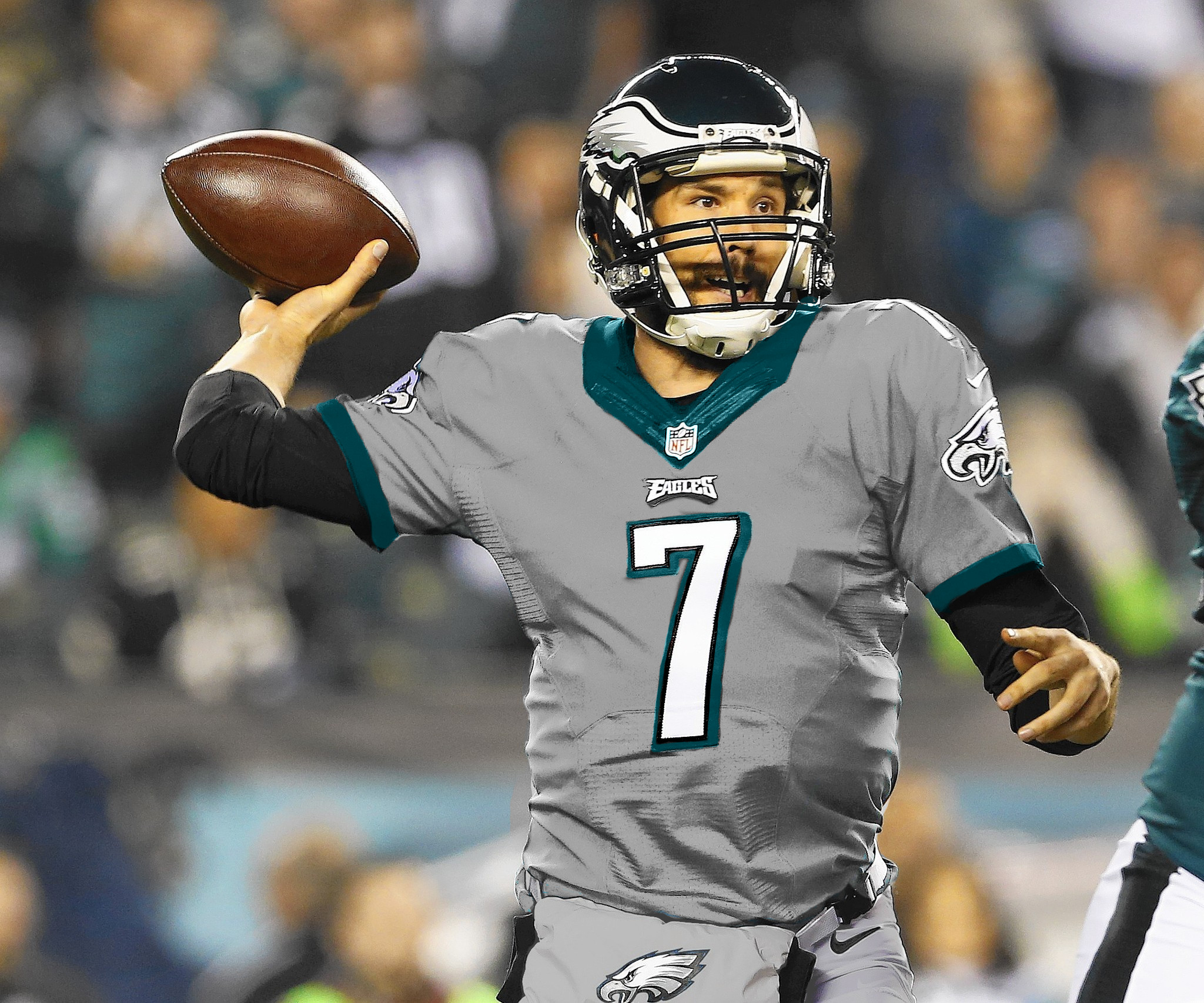 2048x1707 NFL Rumors: Eagles' Color Rush jerseys may have been leaked