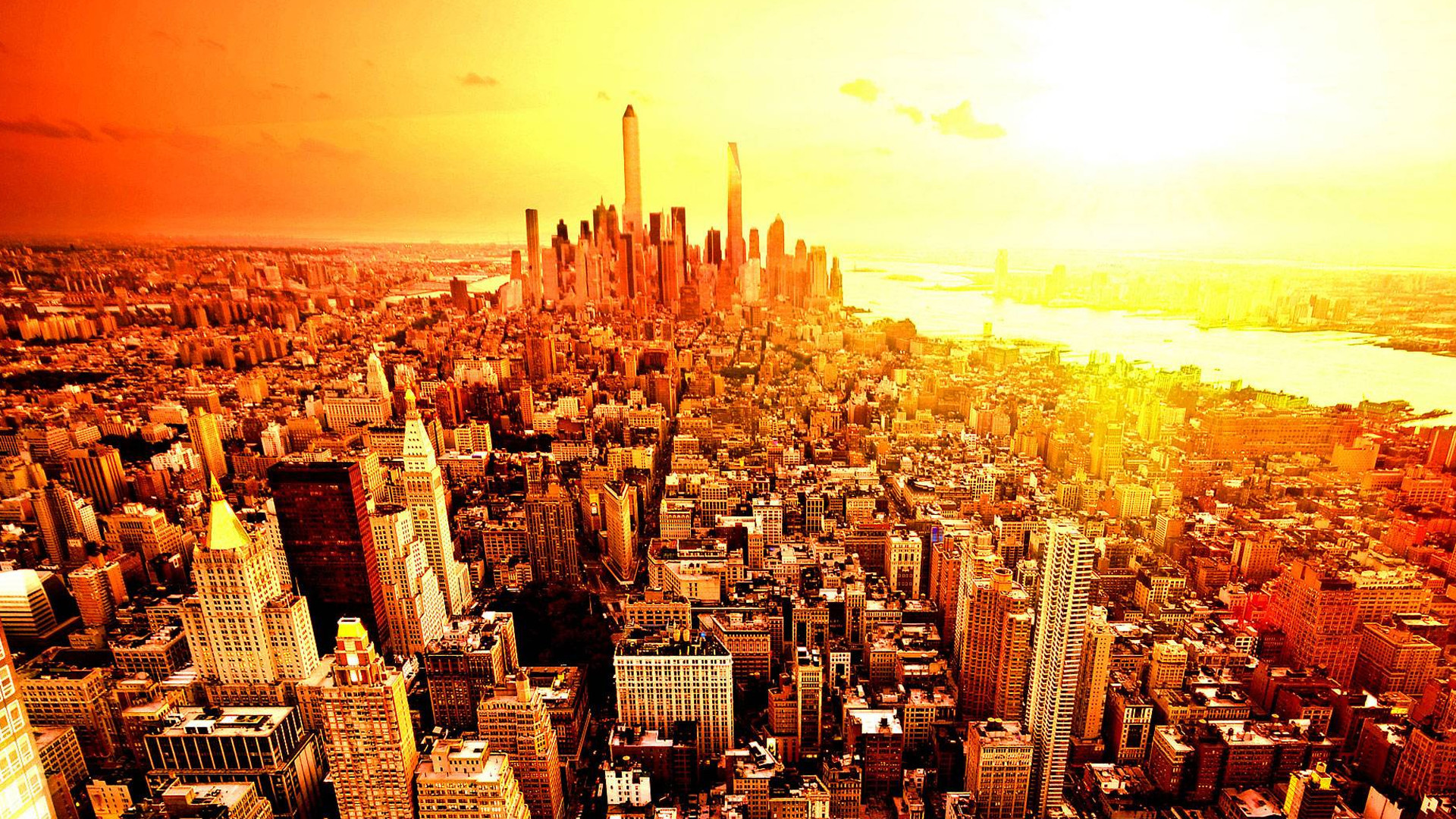 1920x1080  new york city skyline wallpaper full hd  high quality  background 2
