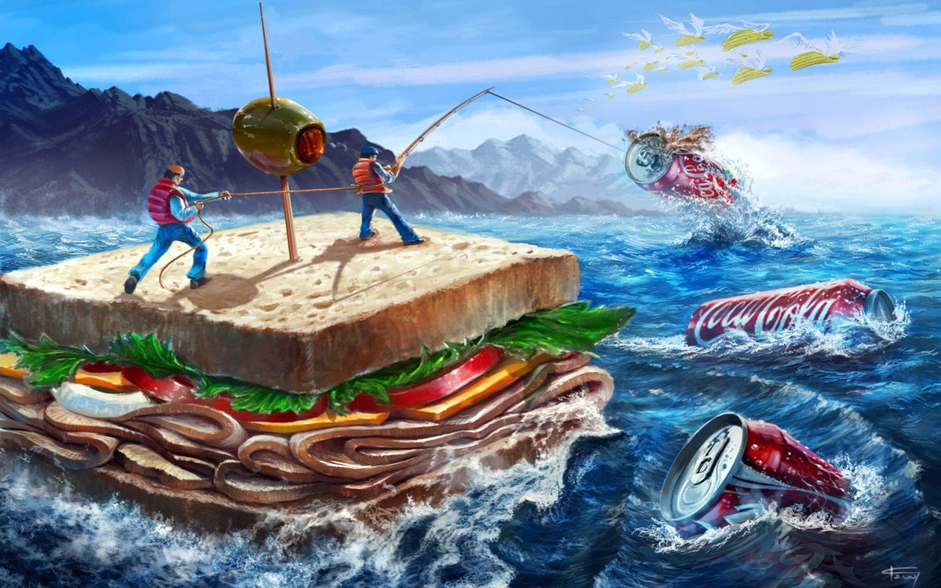 Fishing Wallpapers 57 Images