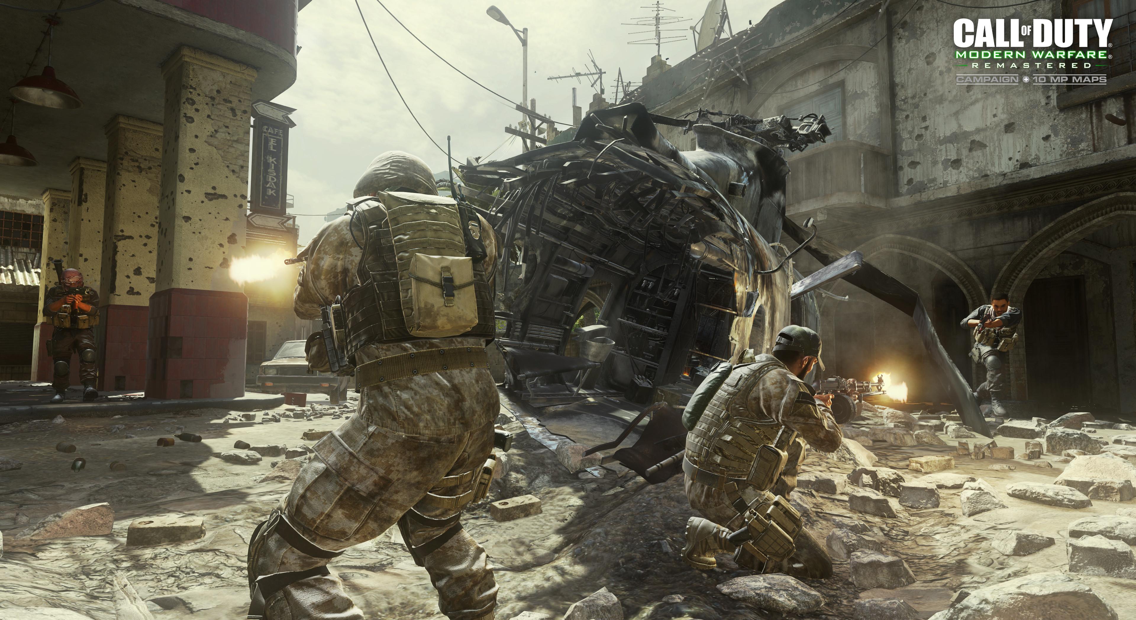 call of duty modern warfare 4 download