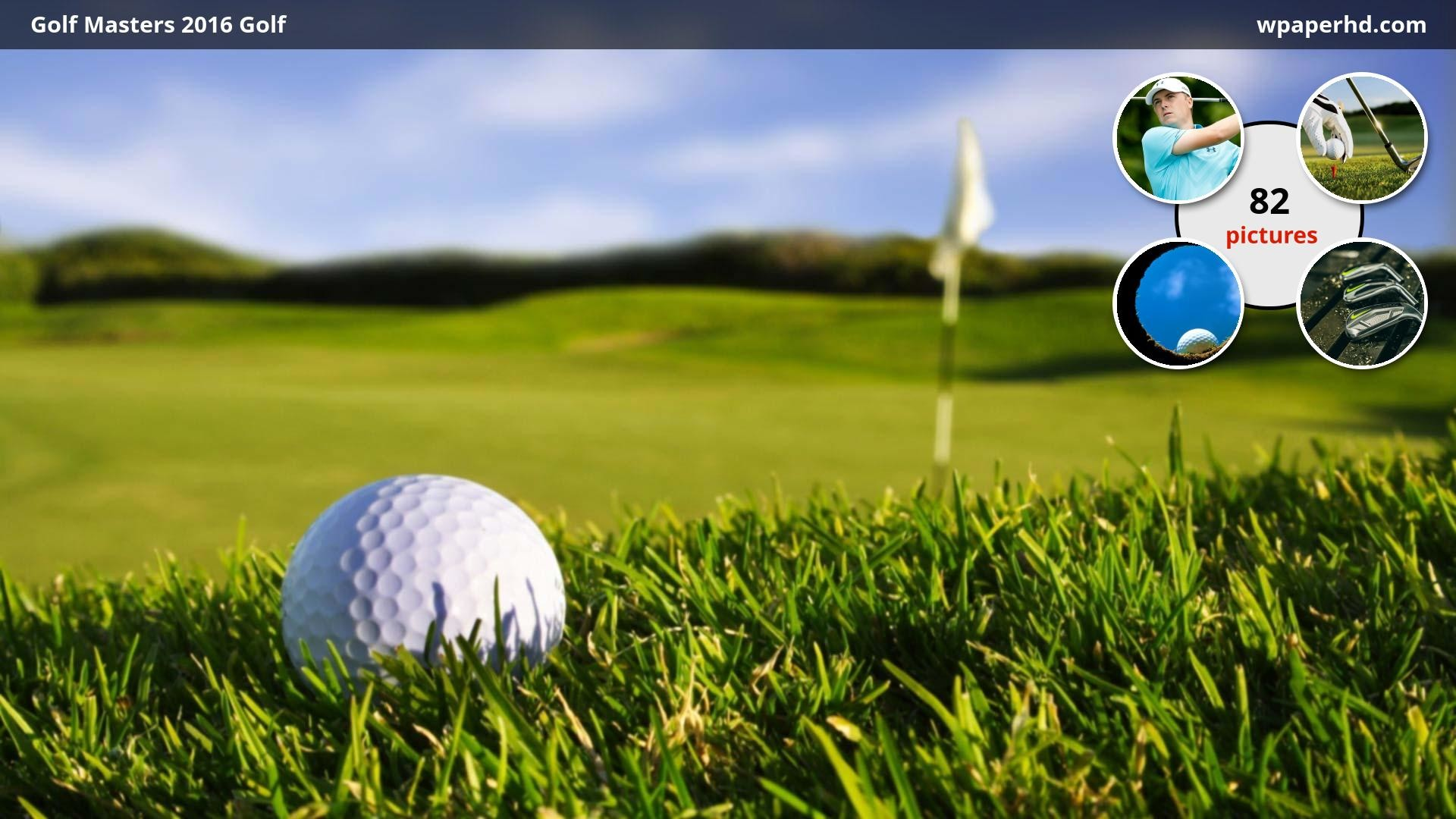 1920x1080 Description Golf Masters 2016 Golf wallpaper from Golf category. You are on  page with Golf Masters 2016 Golf wallpaper ...