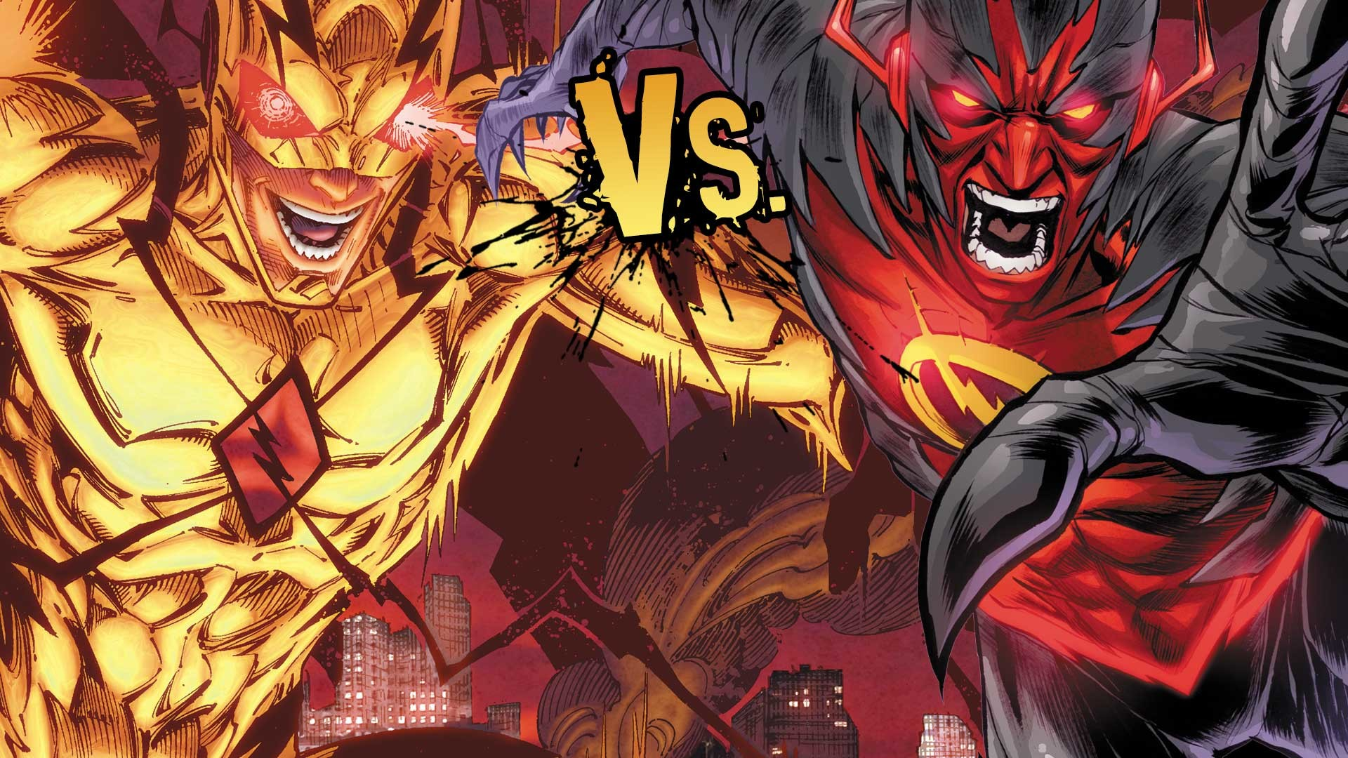 1920x1080 DC Comics 101: What's the Difference Between the Reverse-Flash and Zoom | DC