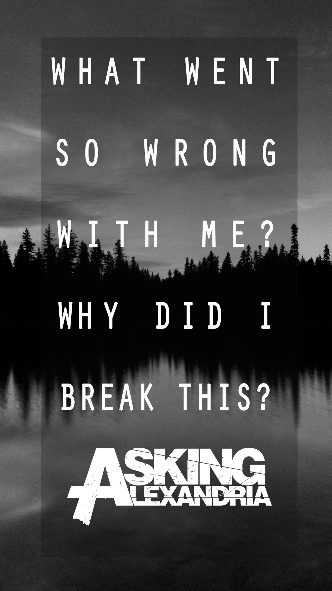 1080x1920 Photo of Asking Alexandria Iphone.