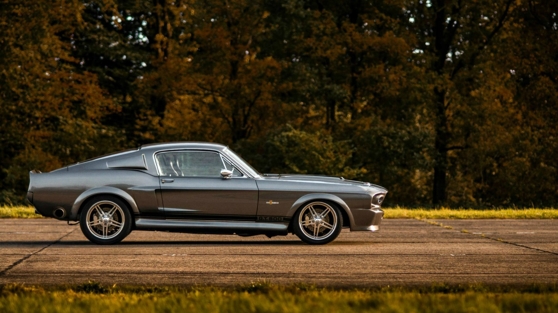 Classic Ford Mustang Wallpaper (74+ images)