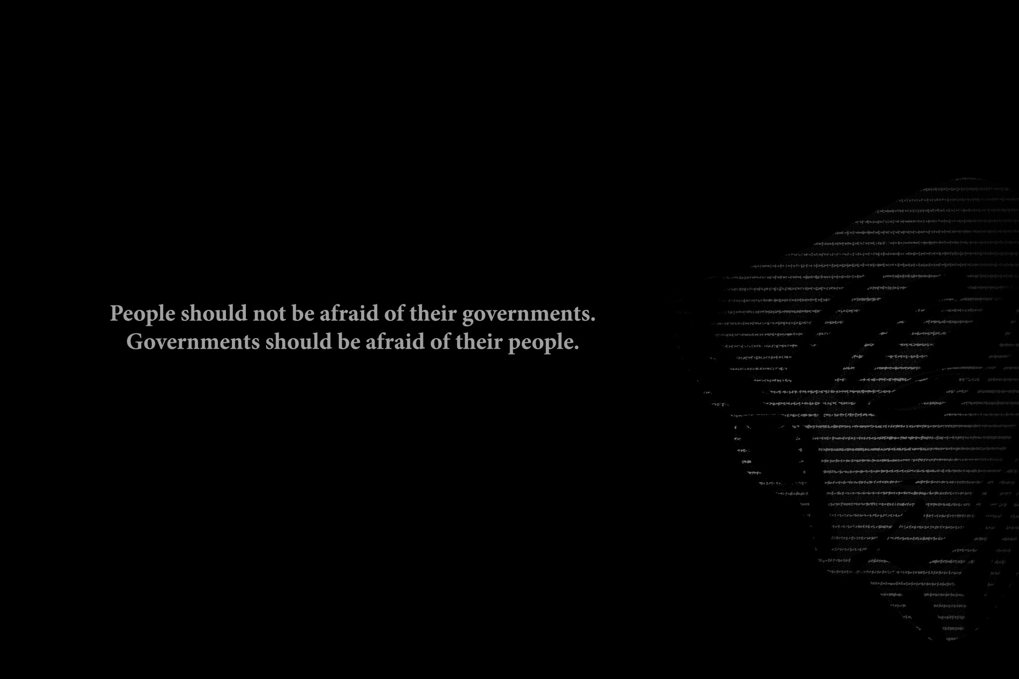 Anonymous HD Wallpaper...V For Vendetta Mask Vector