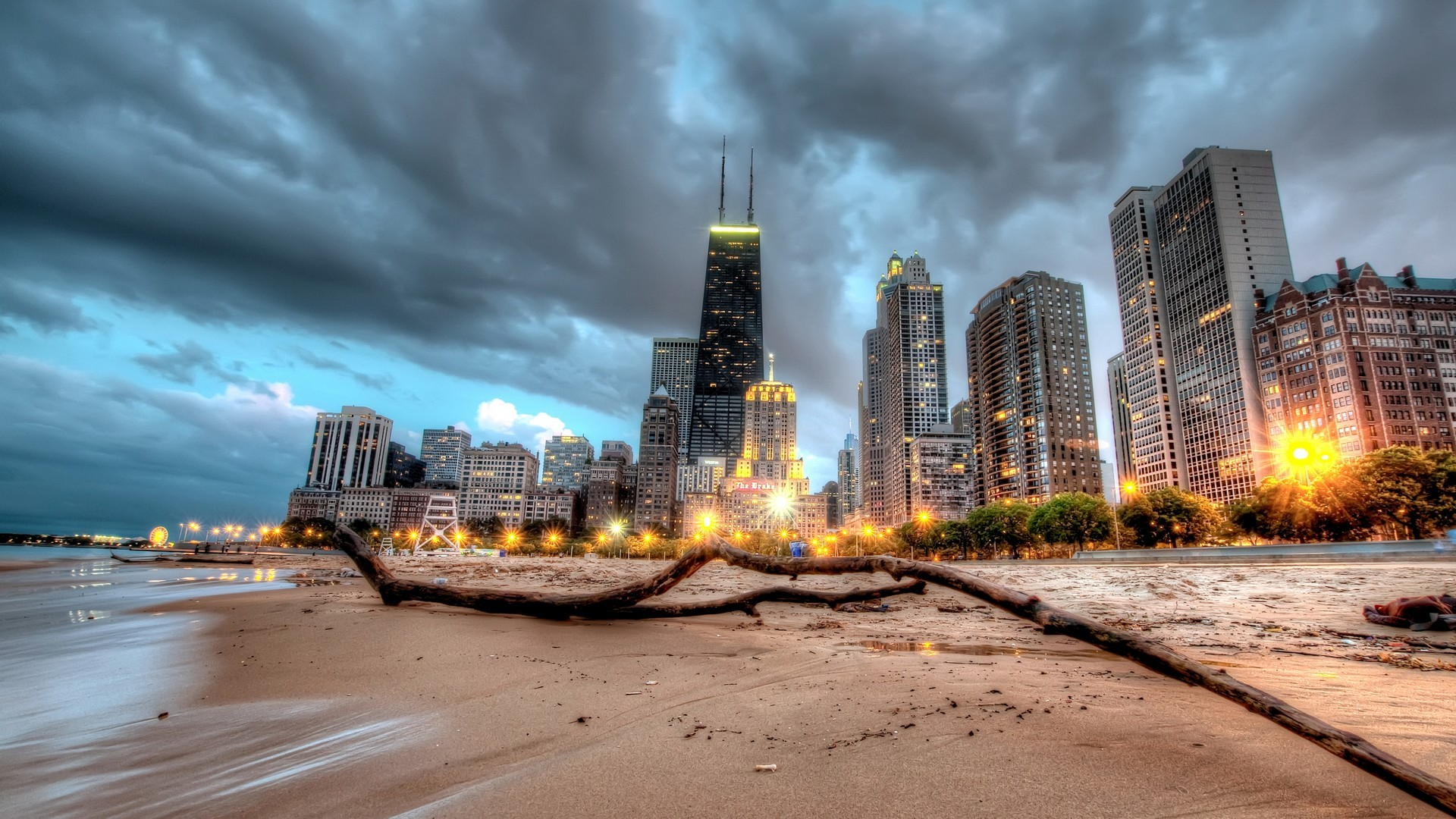 1920x1080 Chicago Hd Wallpaper