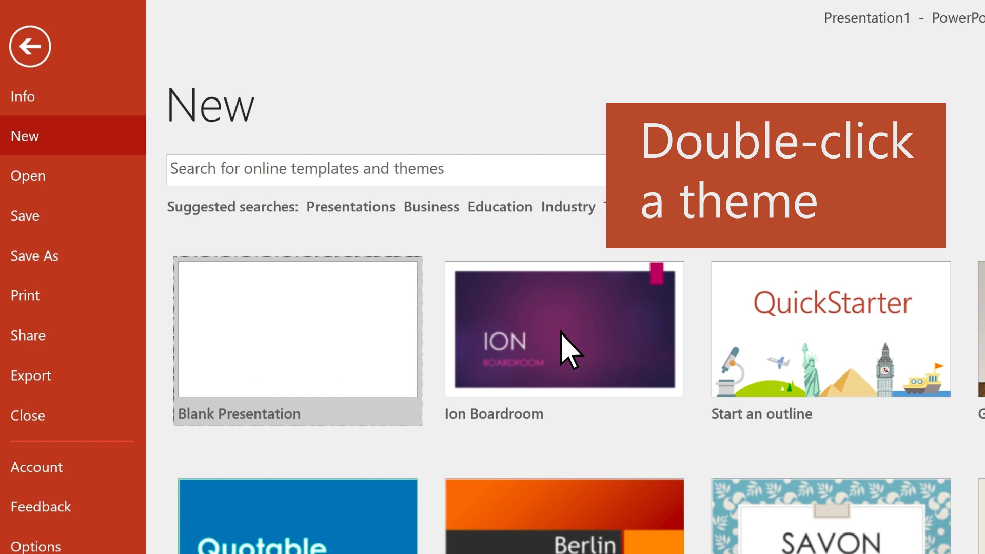 1920x1080 Understand the difference between PowerPoint templates and themes -  PowerPoint