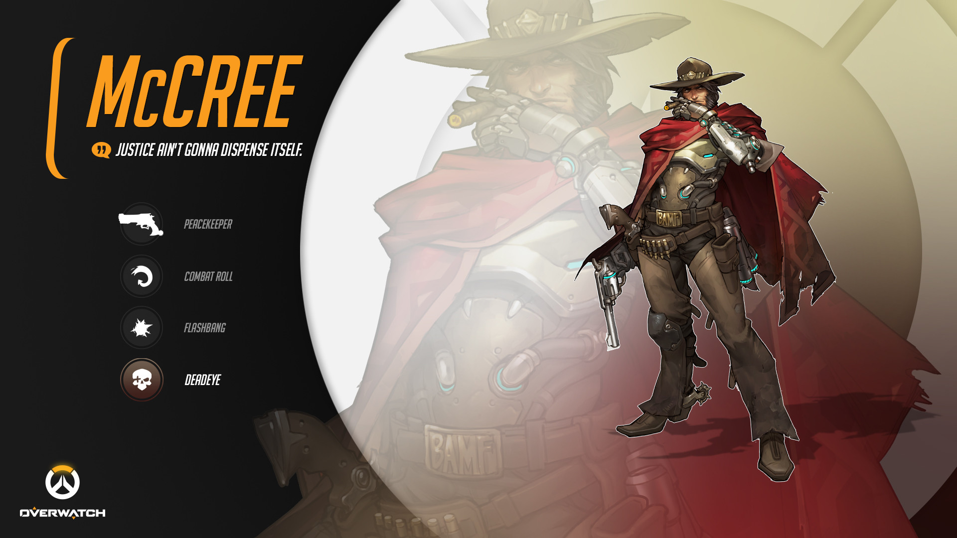 Mccree wallpapers 88 images 2675x2006 graves twisted fate vs mccree by hozure hd wallpaper fan art artwork league of legends voltagebd Images
