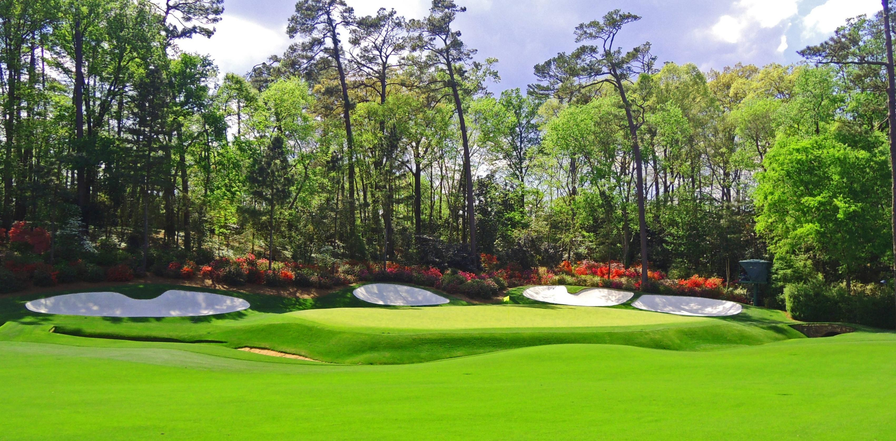 3402x1674 ... 4k Desktop Wallpapers Golf Masters download ...