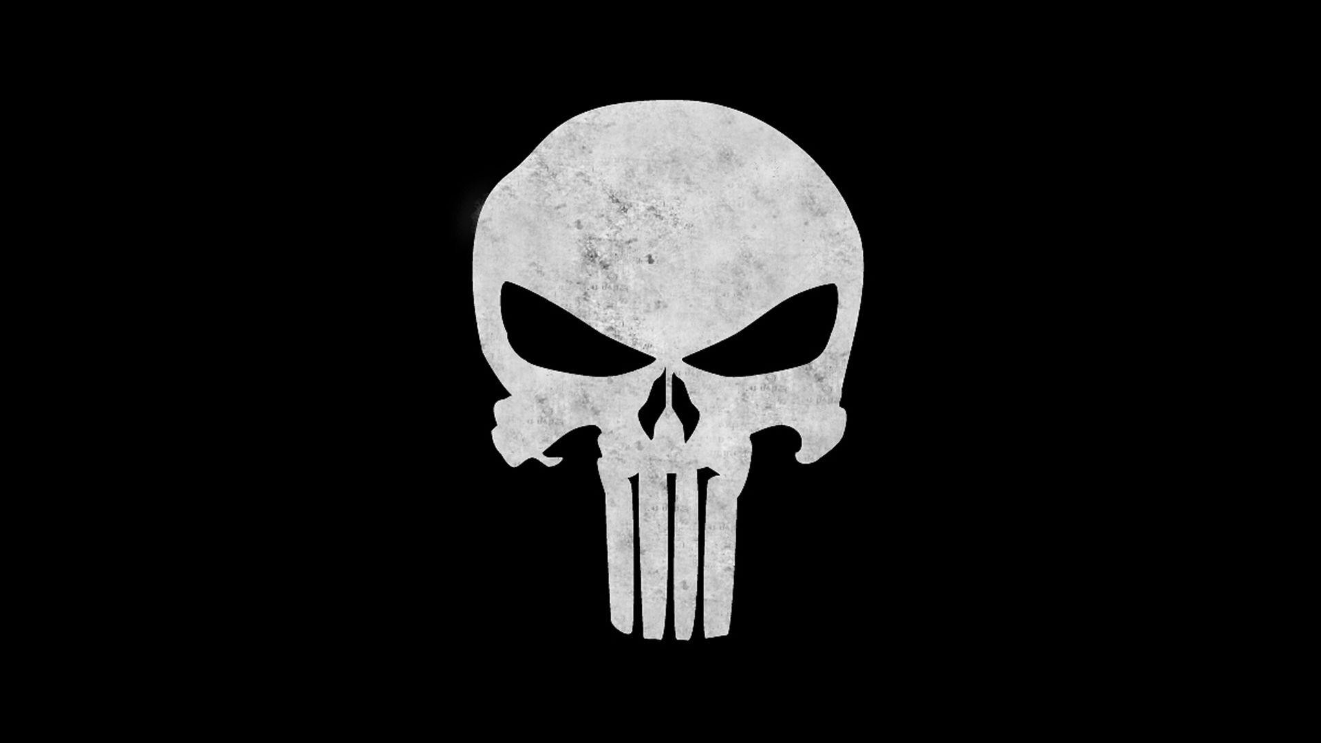1920x1080 punisher wallpaper skull - www.