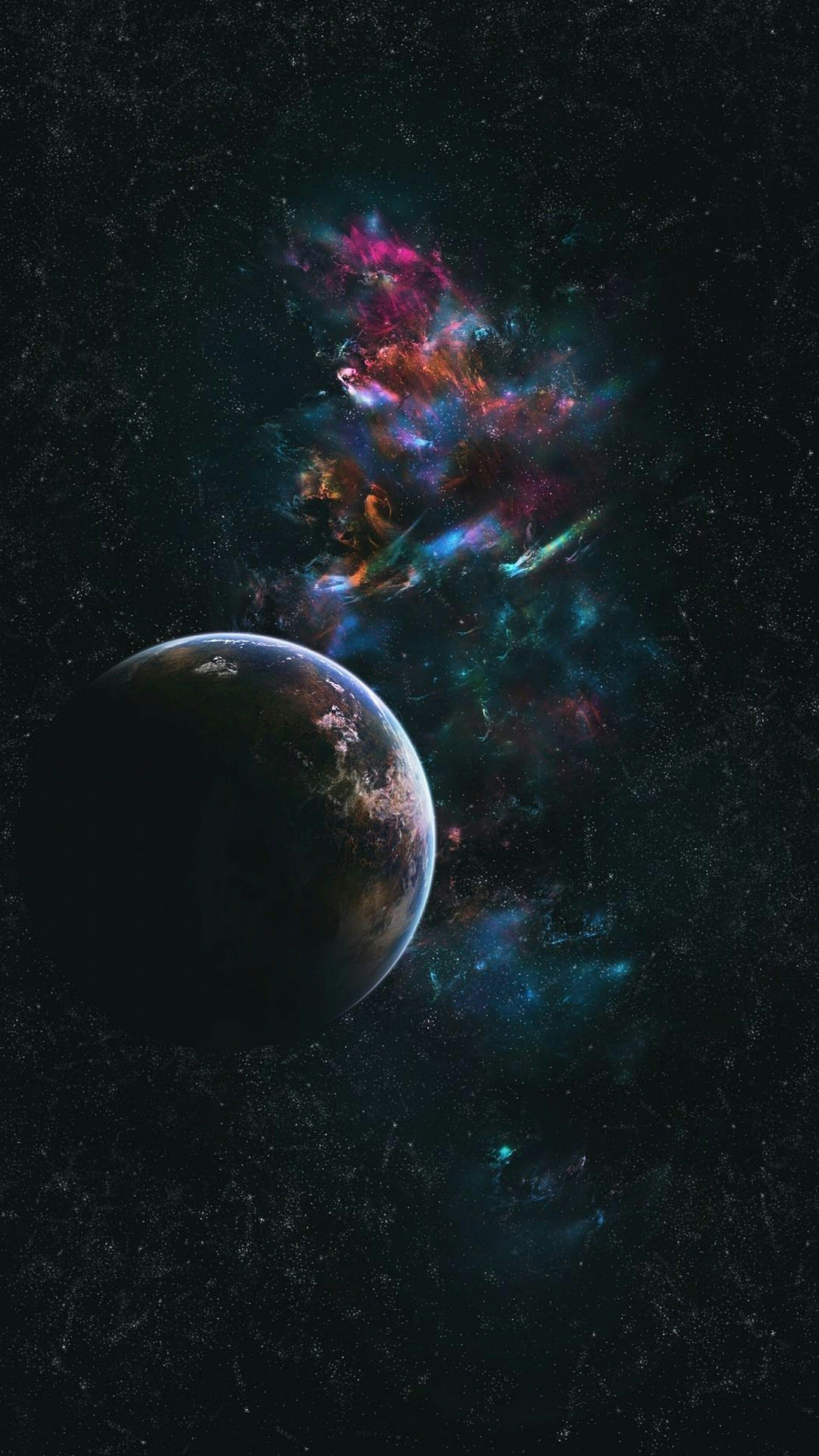 Hd Space Phone Wallpaper 82 Images