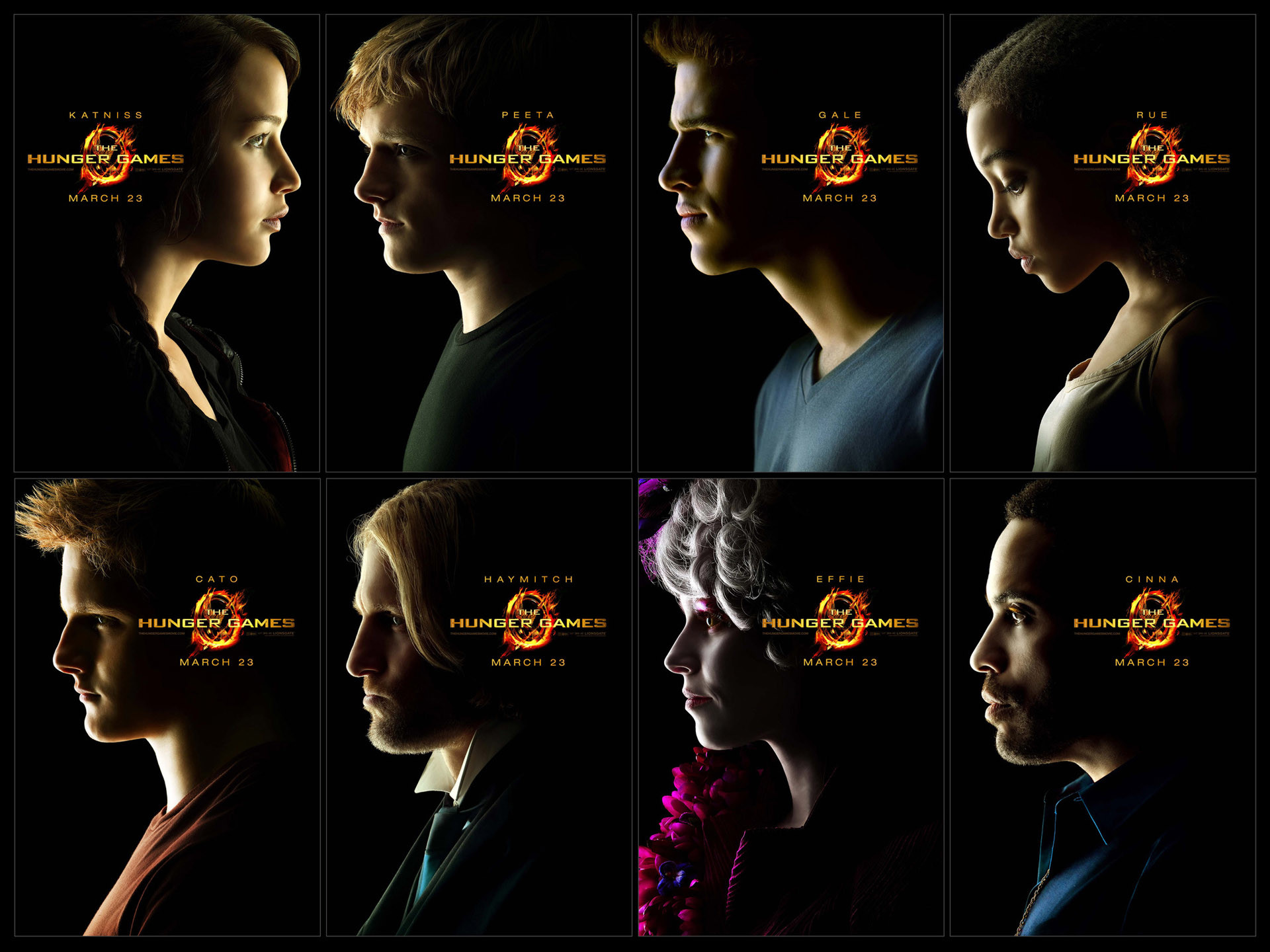 1920x1440 Movie - The Hunger Games Cato (The Hunger Games) Katniss Everdeen Jennifer  Lawrence Josh