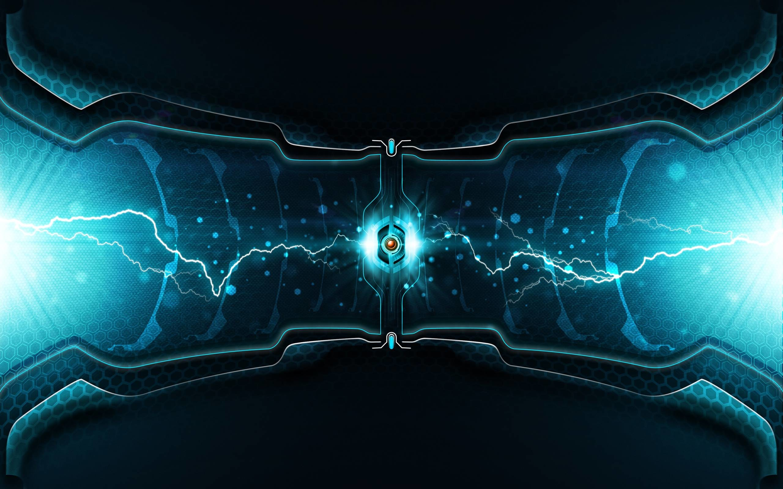 2560x1600 Blue Lightning Wallpaper | HD Wallpapers | Pinterest | Lightning, Wallpaper  and Wallpapers android