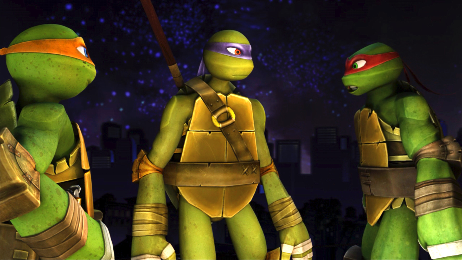 1920x1080 Review: Teenage Mutant Ninja Turtles: Danger of the Ooze feels cowa-bungled  | GameCrate