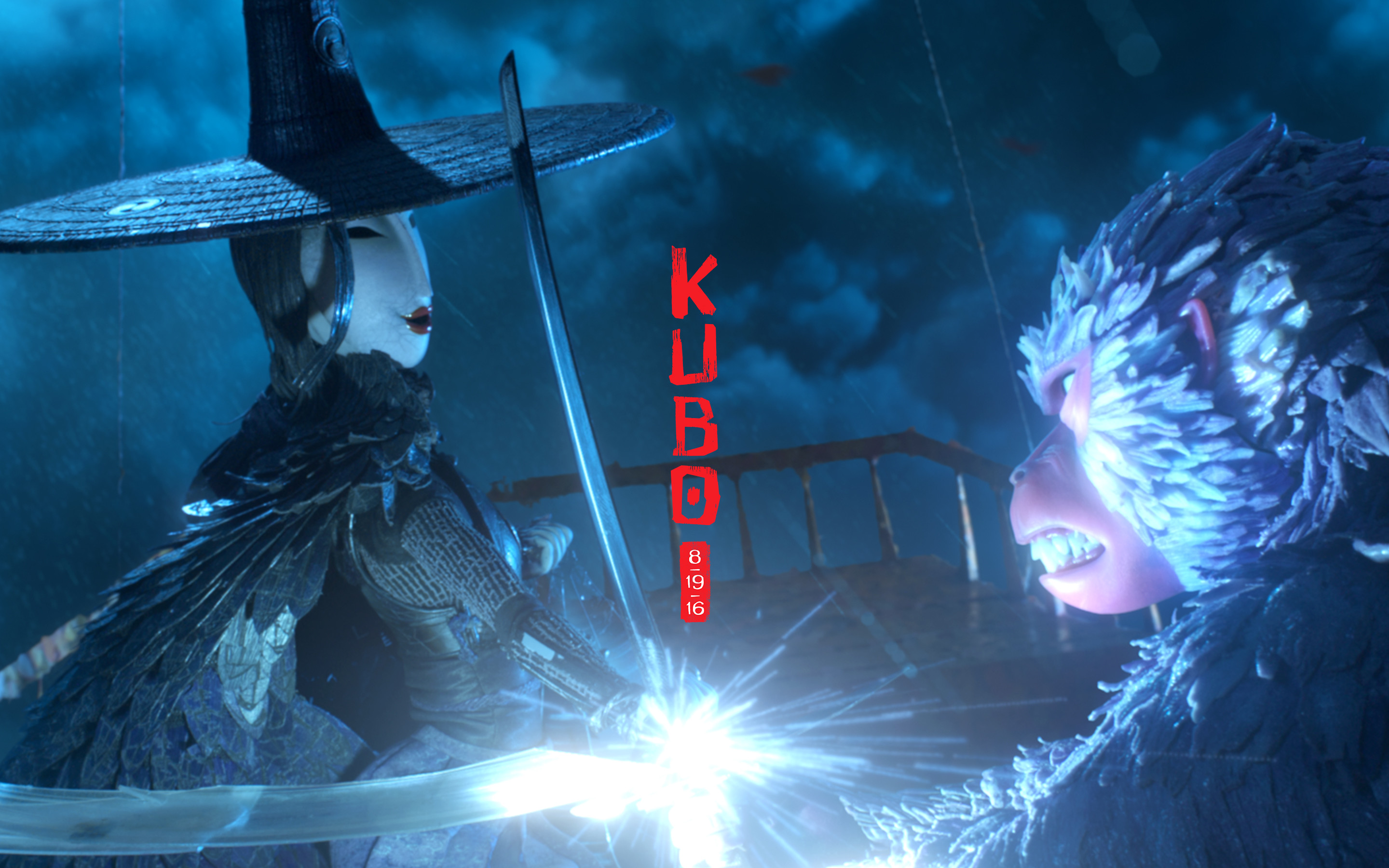 2880x1800 ... Kubo and the Two Strings wallpaper downloads ...