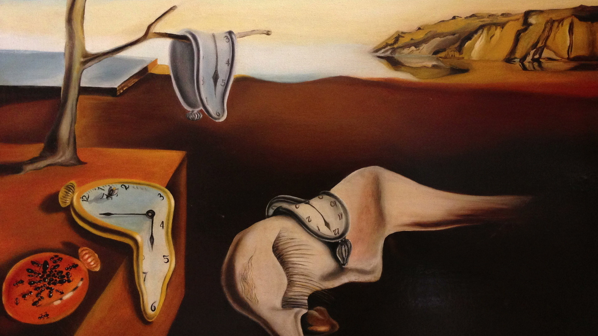 Salvador Dali Wallpapers (73+ images)