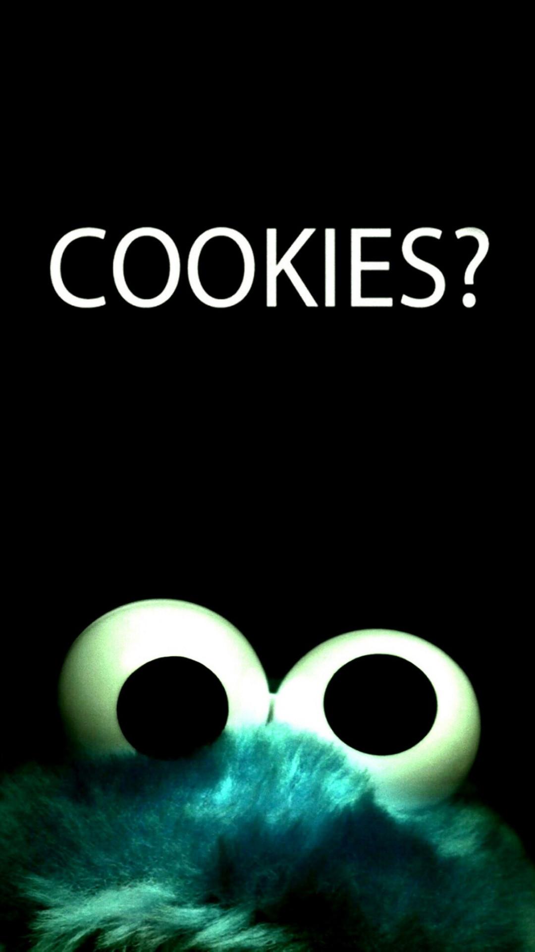 1080x1920 Cookies Cookie Monster IPhone 6 Plus HD Wallpaper