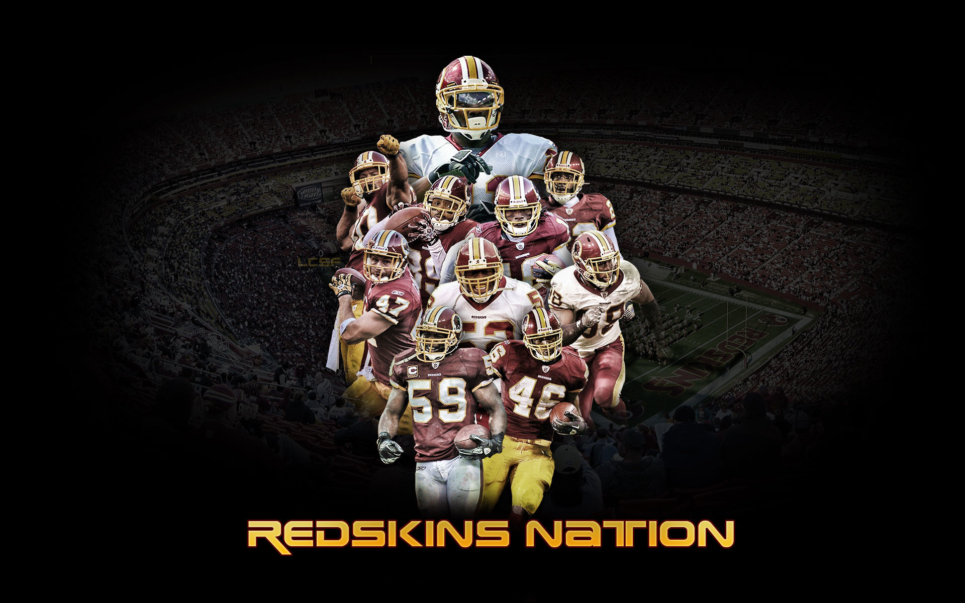 1920x1200 Redskins HD Background Wallpaper | HD Wallpapers, HD Backgrounds .