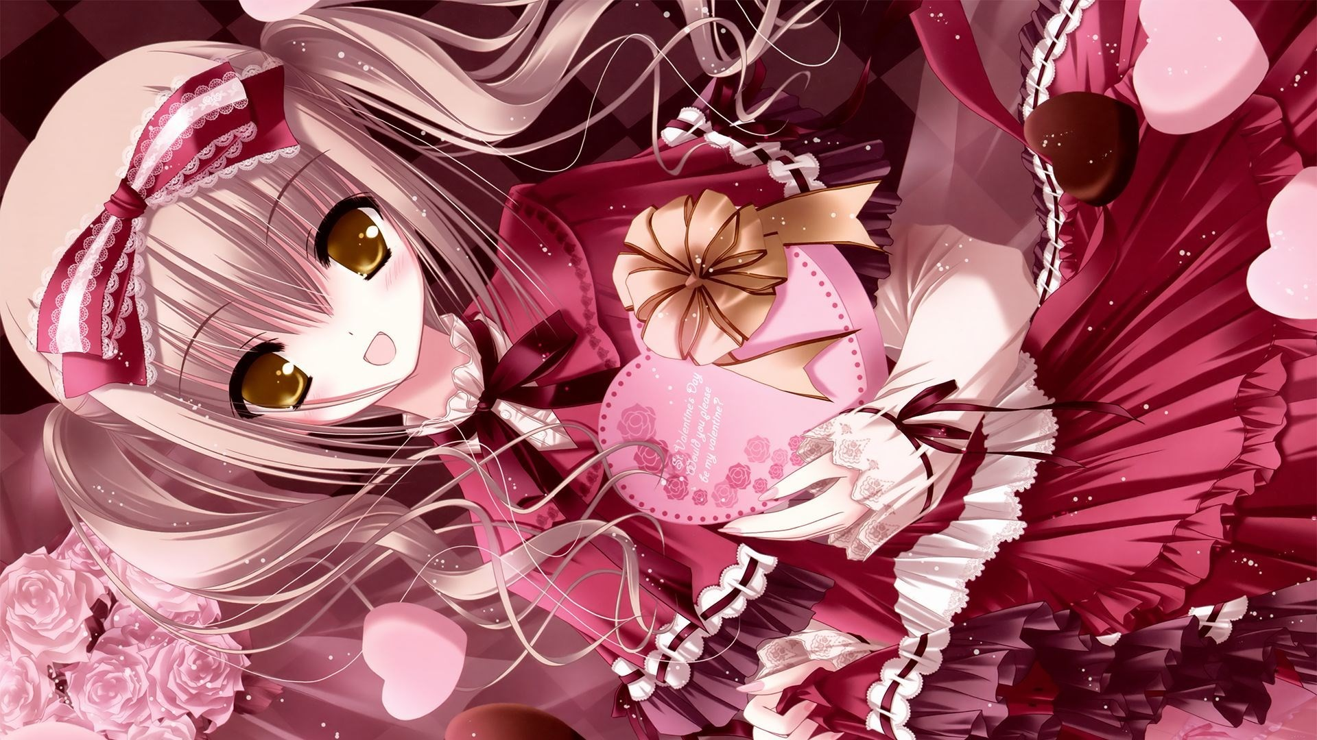 Anime girl hd wallpaper 1080p 83 images - Anime girl full hd ...