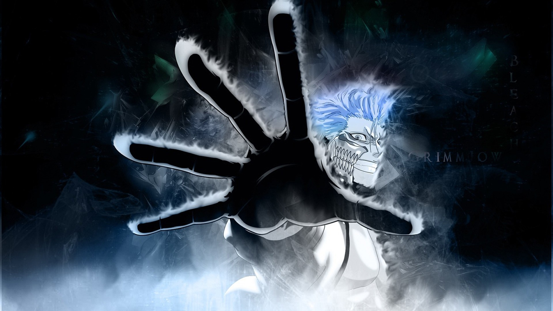 1920x1080 Grimmjow Jeagerjaques Bleach HD Wallpaper Maxivad 1920×1080 | Bleach Espada  | Pinterest | Bleach anime and Anime