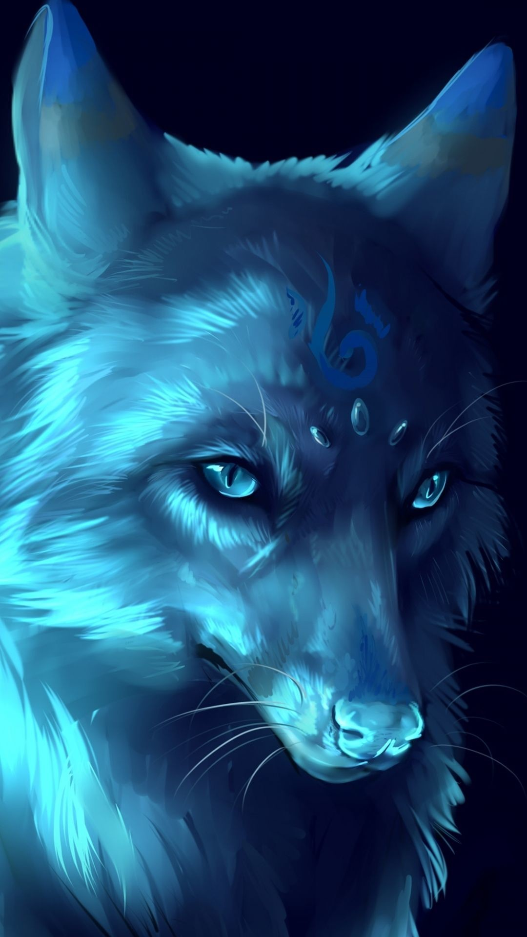 Anime Wolf Wallpapers 77 Images