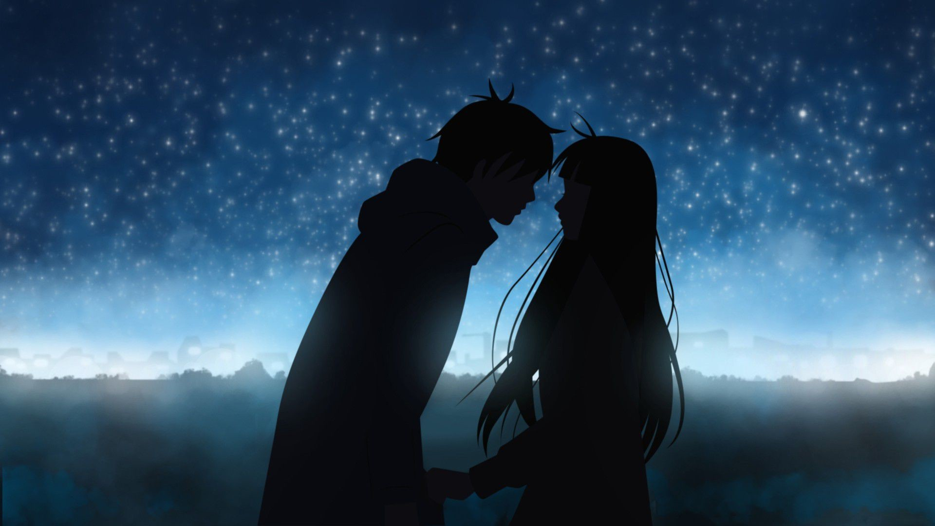 X Anime Couples Hd Wallpapers