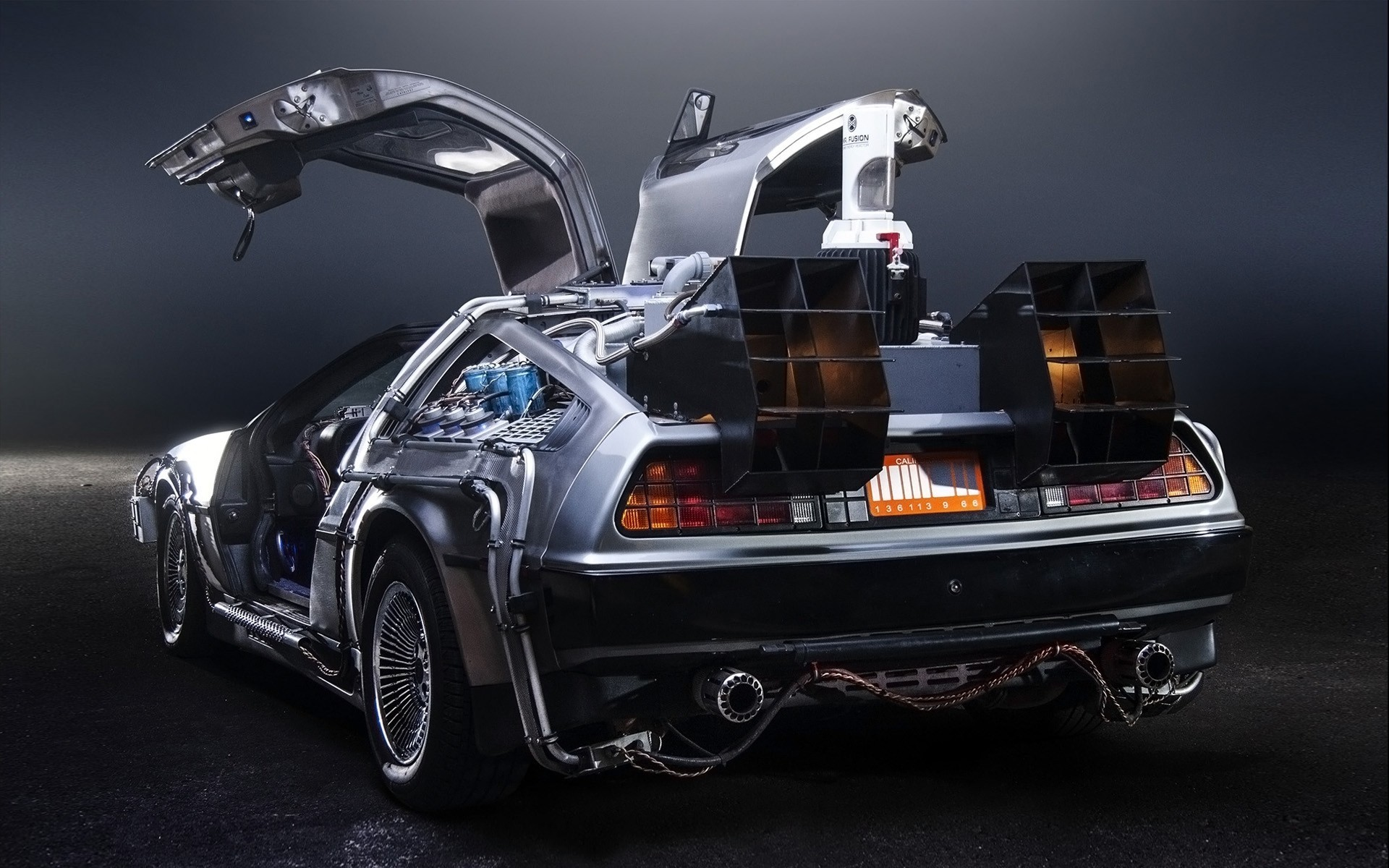 Back To The Future Wallpapers 79 Images