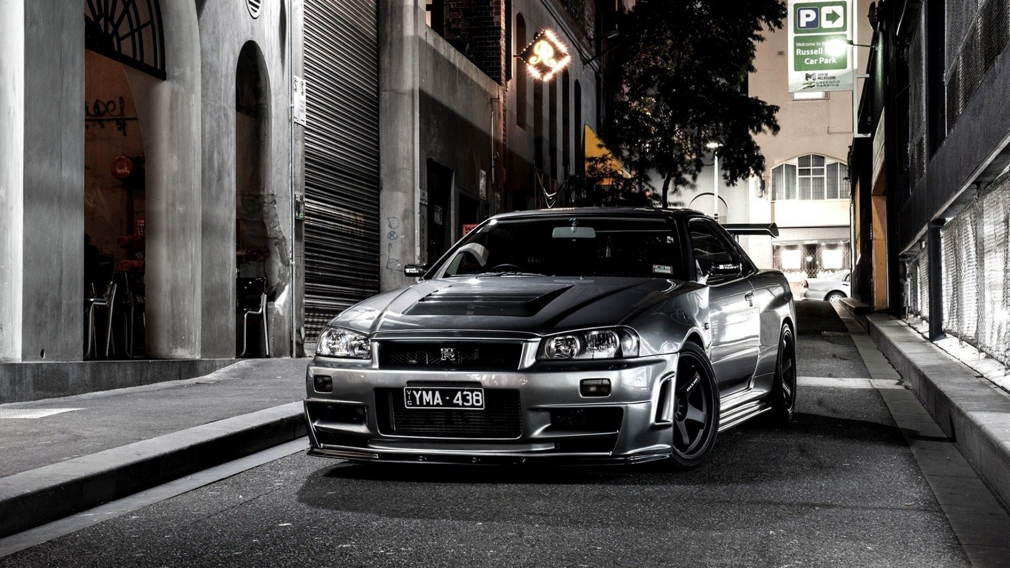 2048x1152 Nissan, Skyline, Nismo, Nissan Skyline GT R R34 Nismo Z Tune, Nissan  Skyline GT R R34 Wallpapers HD / Desktop and Mobile Backgrounds