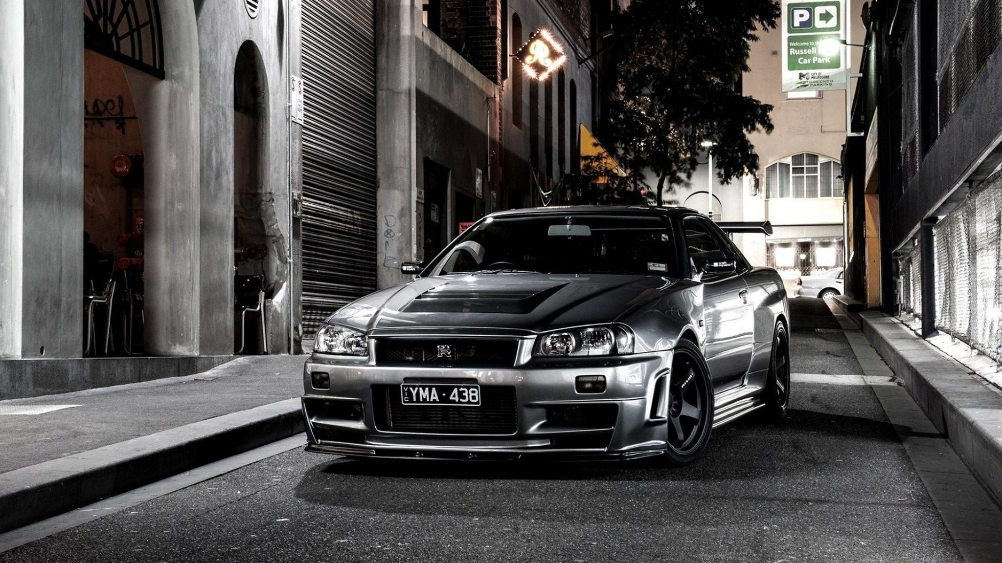 1920x1080 Nissan Skyline Gtr R34 #nissan #jdm #japan | Motoryzacja /  Automotive | Pinterest | Skyline Gtr R34, Gtr R34 And Skyline GTR