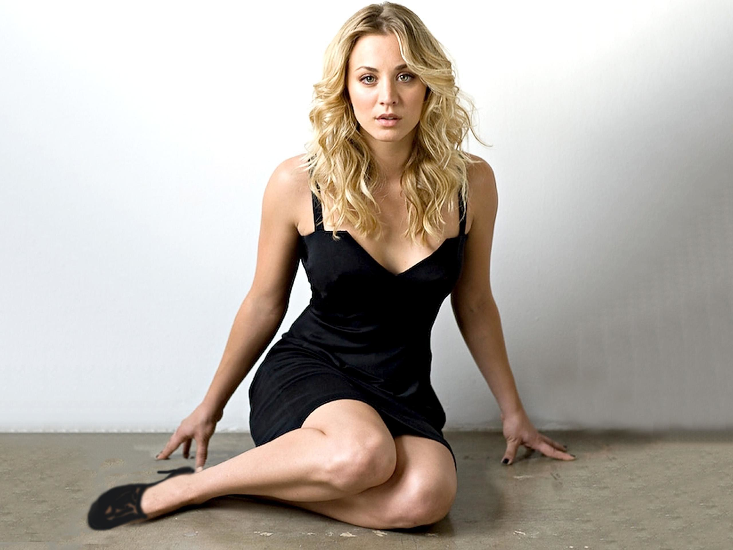 kaley cuoco wallpaper (75+ images)