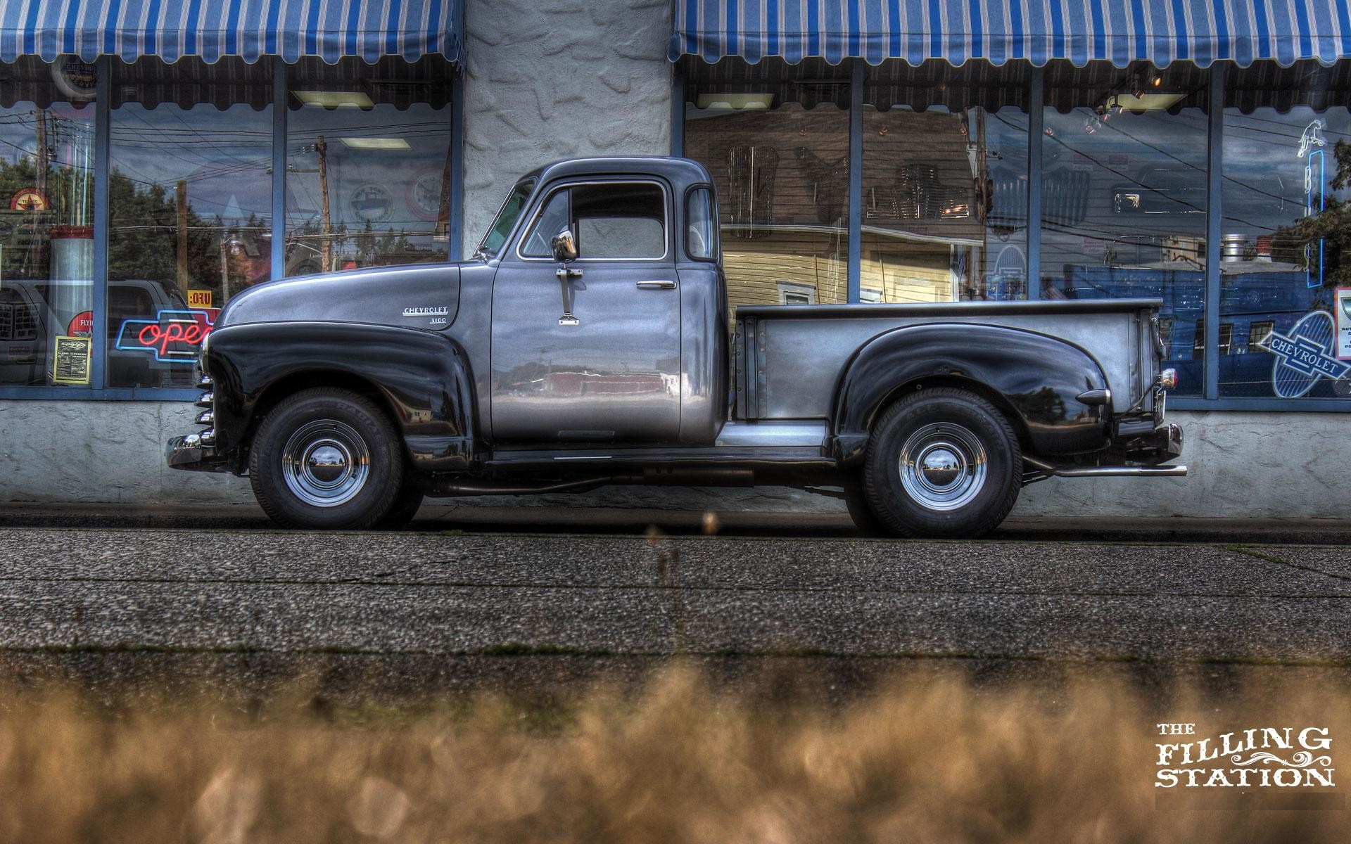 1920x1200 Vintage Truck HD Wallpapers | Old Ford Truck Pictures | Cool .