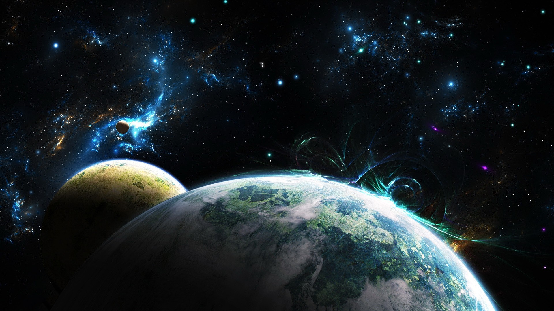 Deep space wallpaper 1920x1080 66 images - Space wallpaper hd 1920x1080 ...