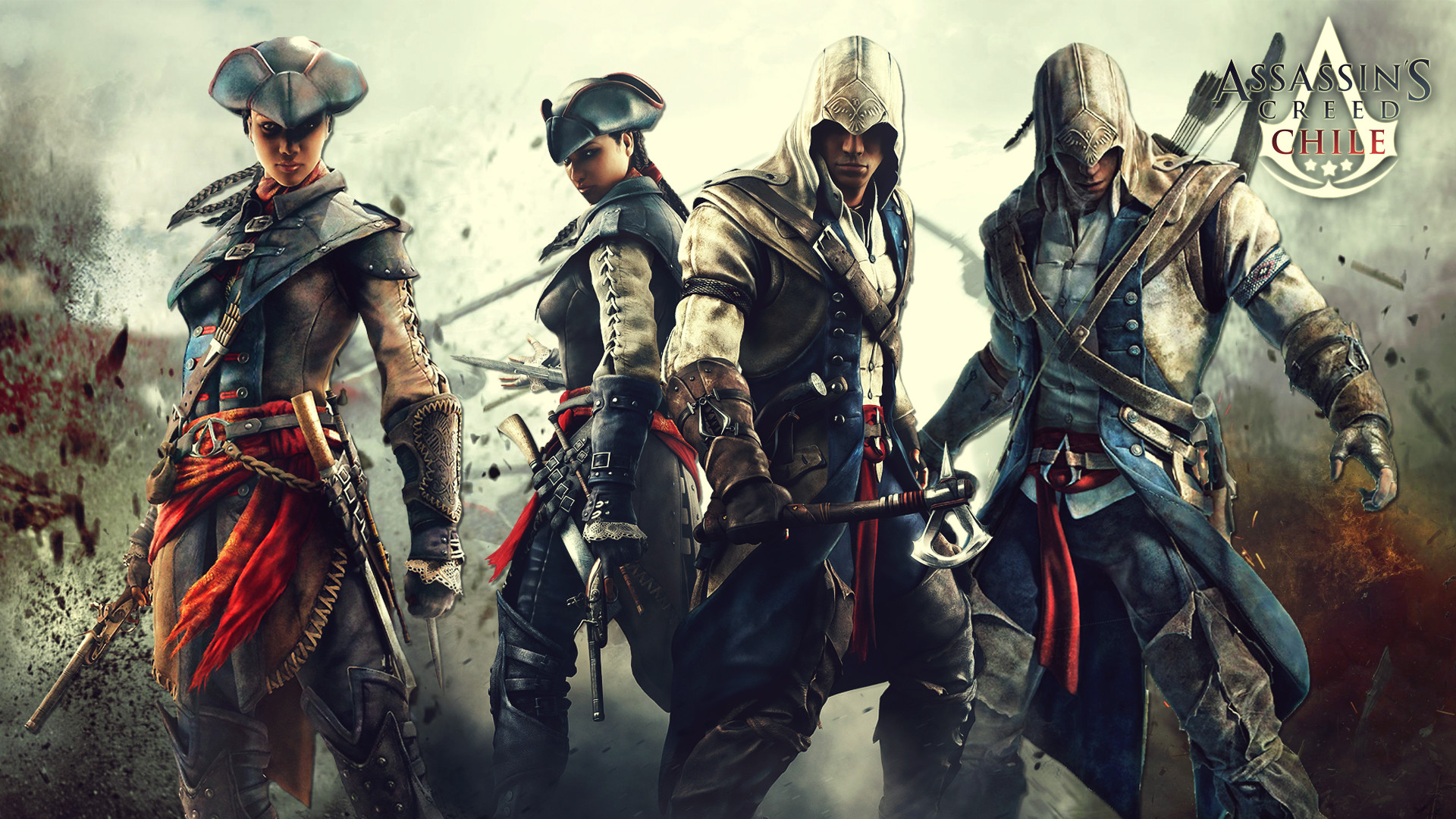 1920x1080 Assassin's Creed 3 Wallpaper Mac | Assassins creed wallpaper | Assassins  creed Story | #20