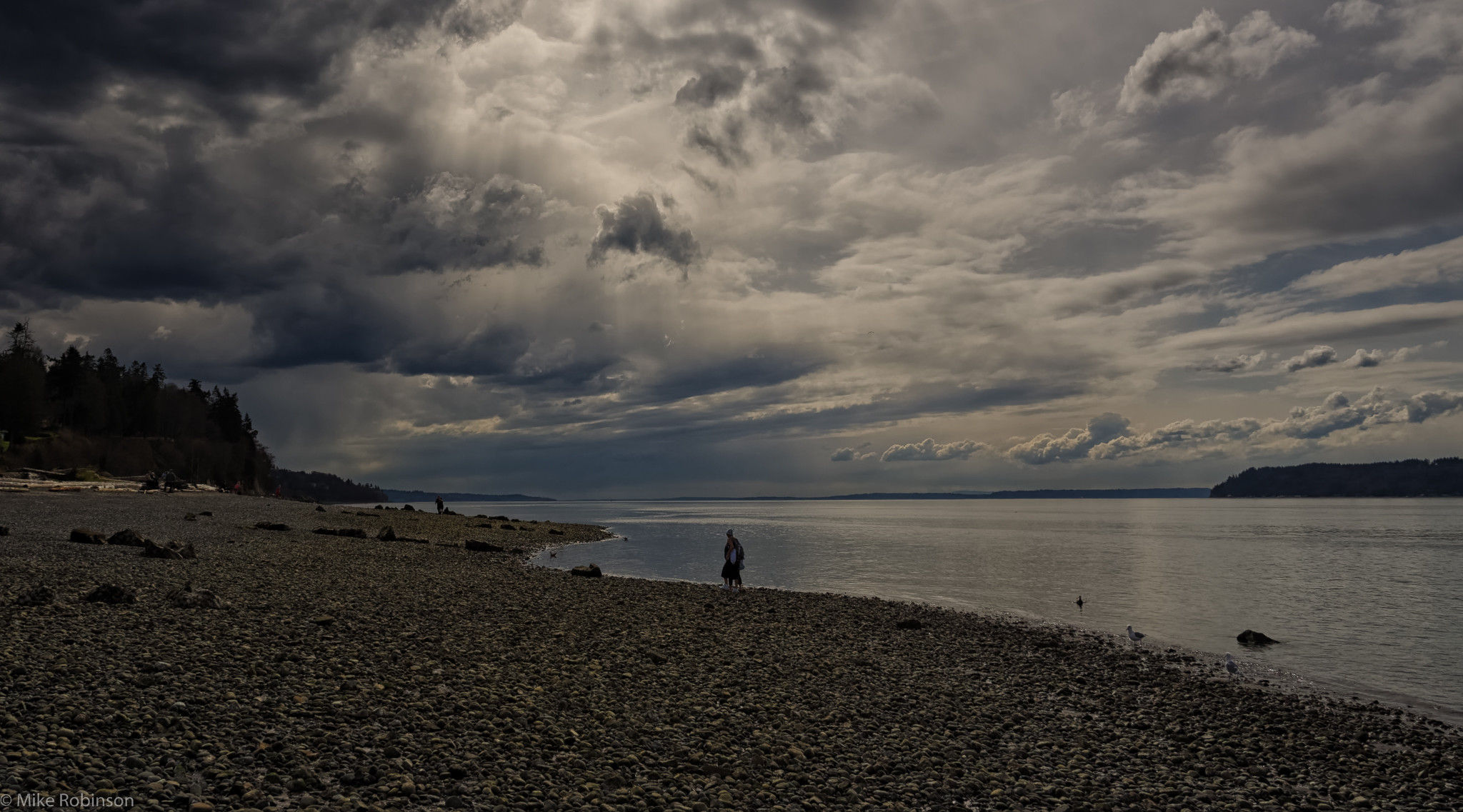 2048x1137 Puget_Sound_Rain_Color. I find myself missing the Pacific Northwest ...