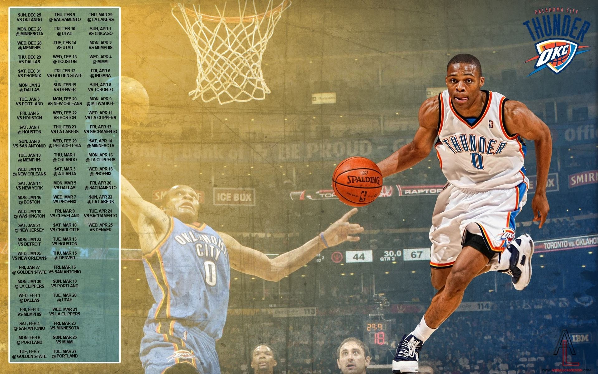 1920x1200 Wallpapers Backgrounds - Russell Westbrook wallpaper made Adam Lucas Designs