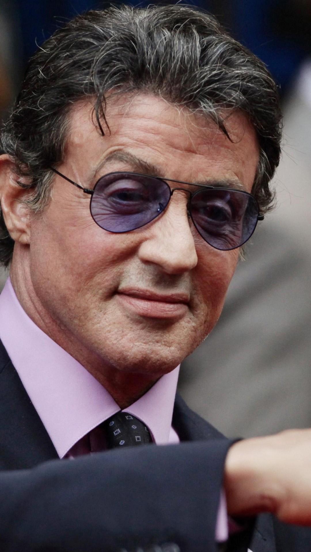 Sylvester Stallone Wal...