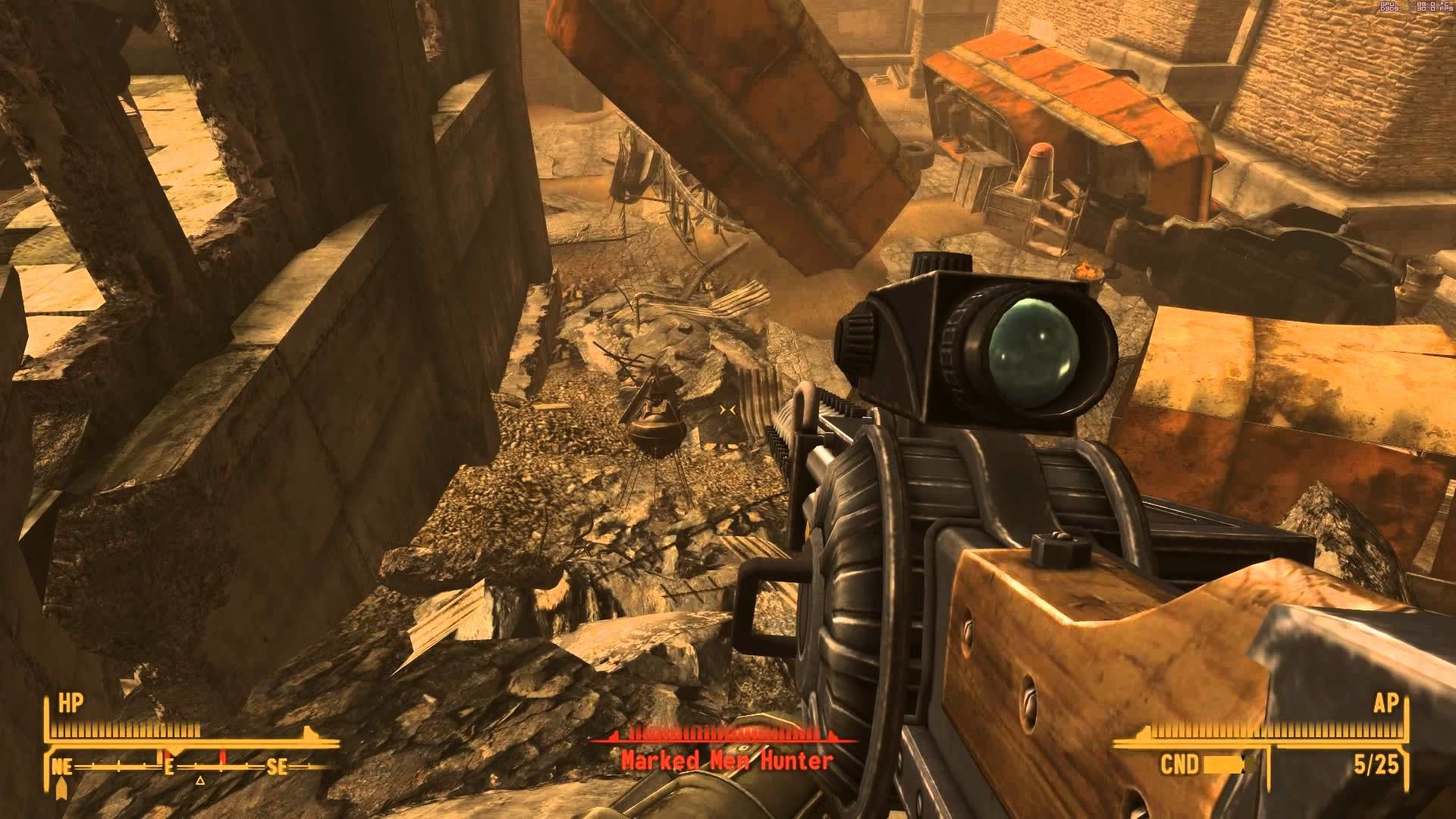 Fallout new vegas lonesome road скачать rus