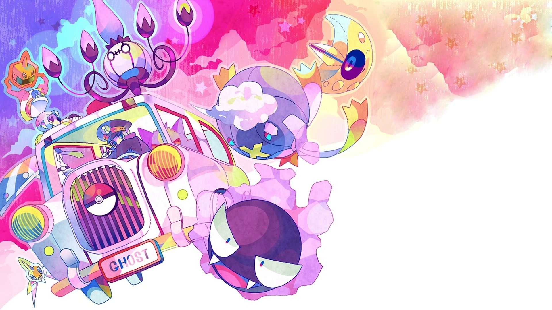 1920x1080 Cool Ghost Pokemon Wallpaper DFILES 1920×1080 Ghost Pokemon Wallpaper (30  Wallpapers) |