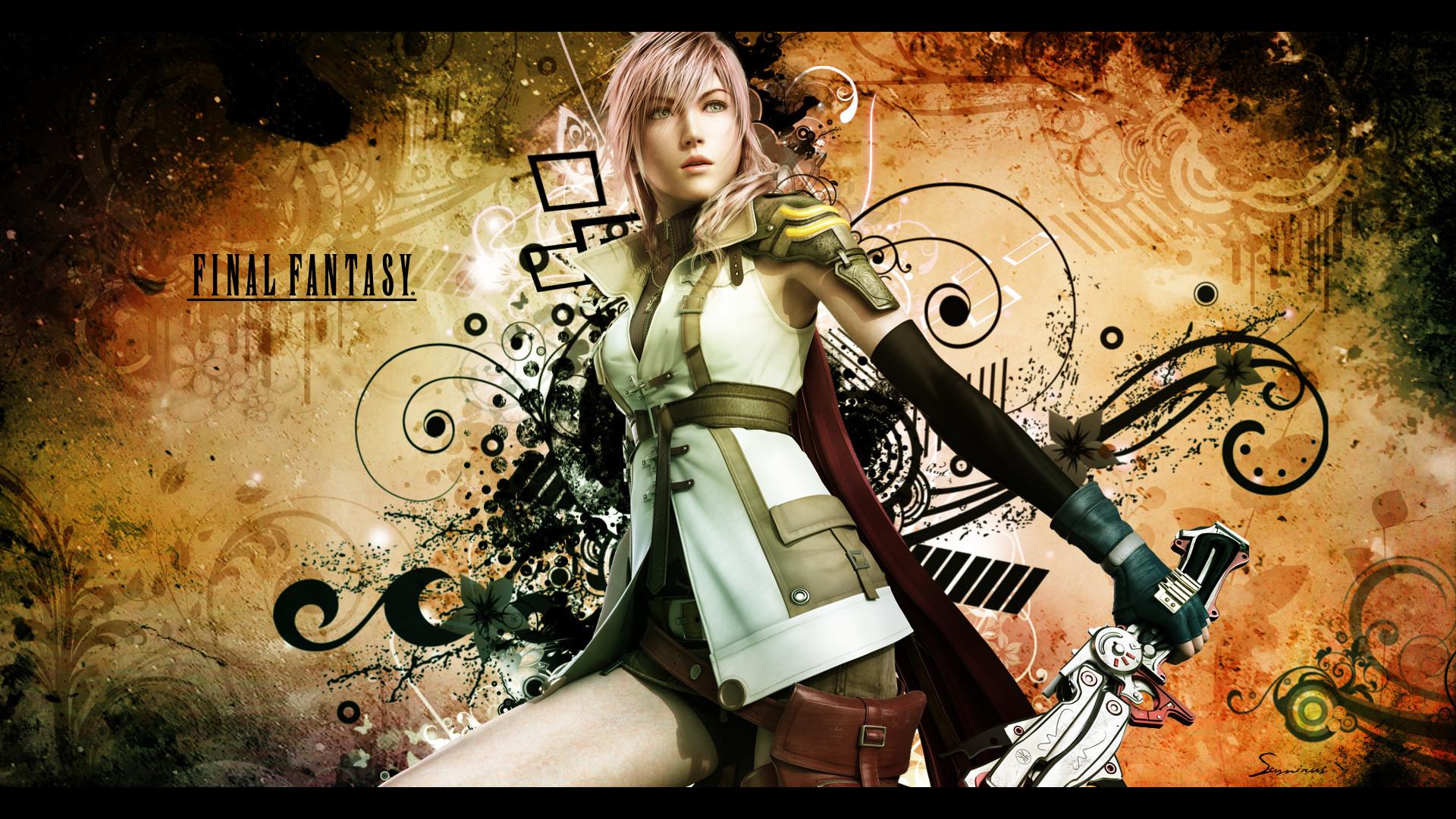Review: Beautiful, Boring Final Fantasy XIII Loses RPG